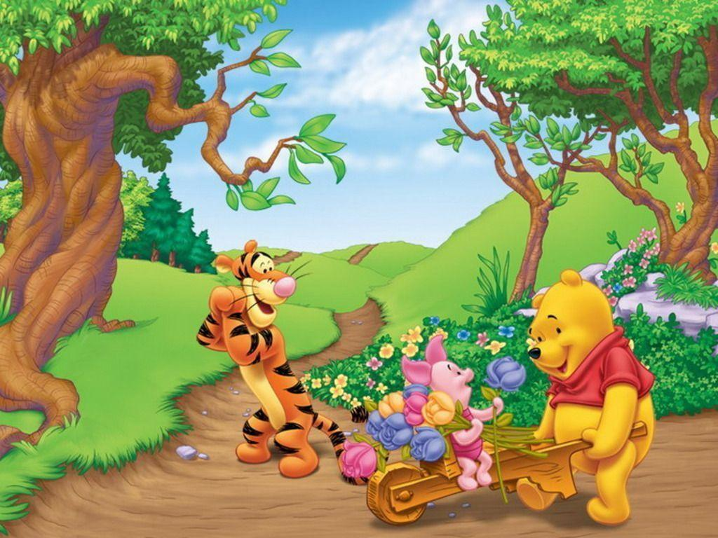 Winnie the Pooh Wallpaper Free For Windows | Cartoons Images