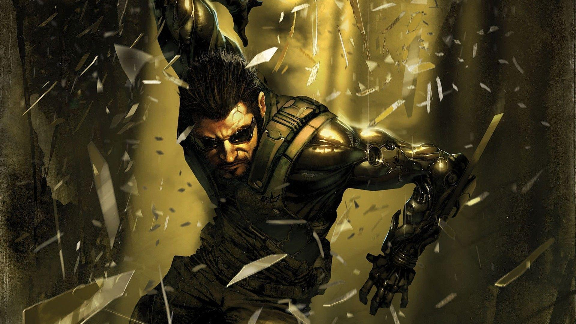 Deus Ex Wallpapers Wallpaper Cave