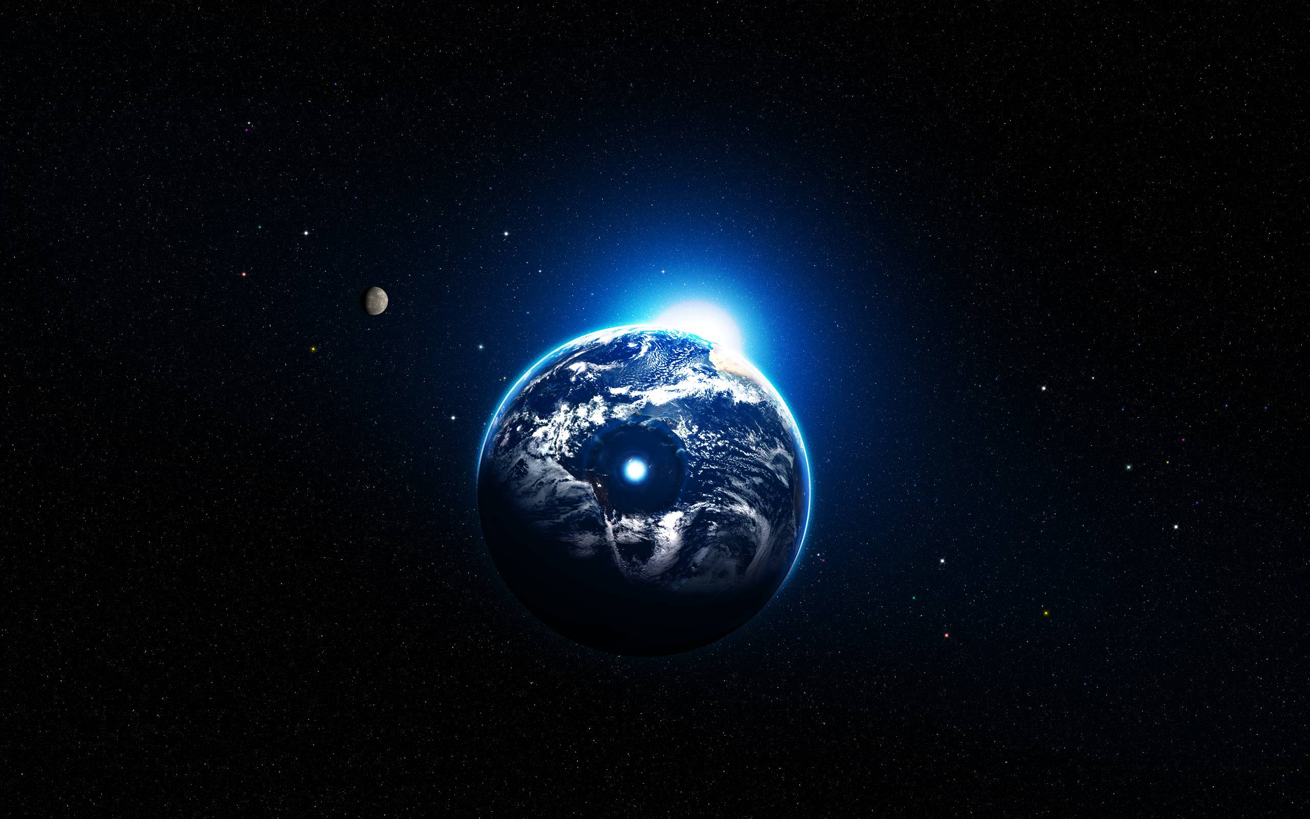 Wallpapers For > Earth Wallpaper Hd Iphone