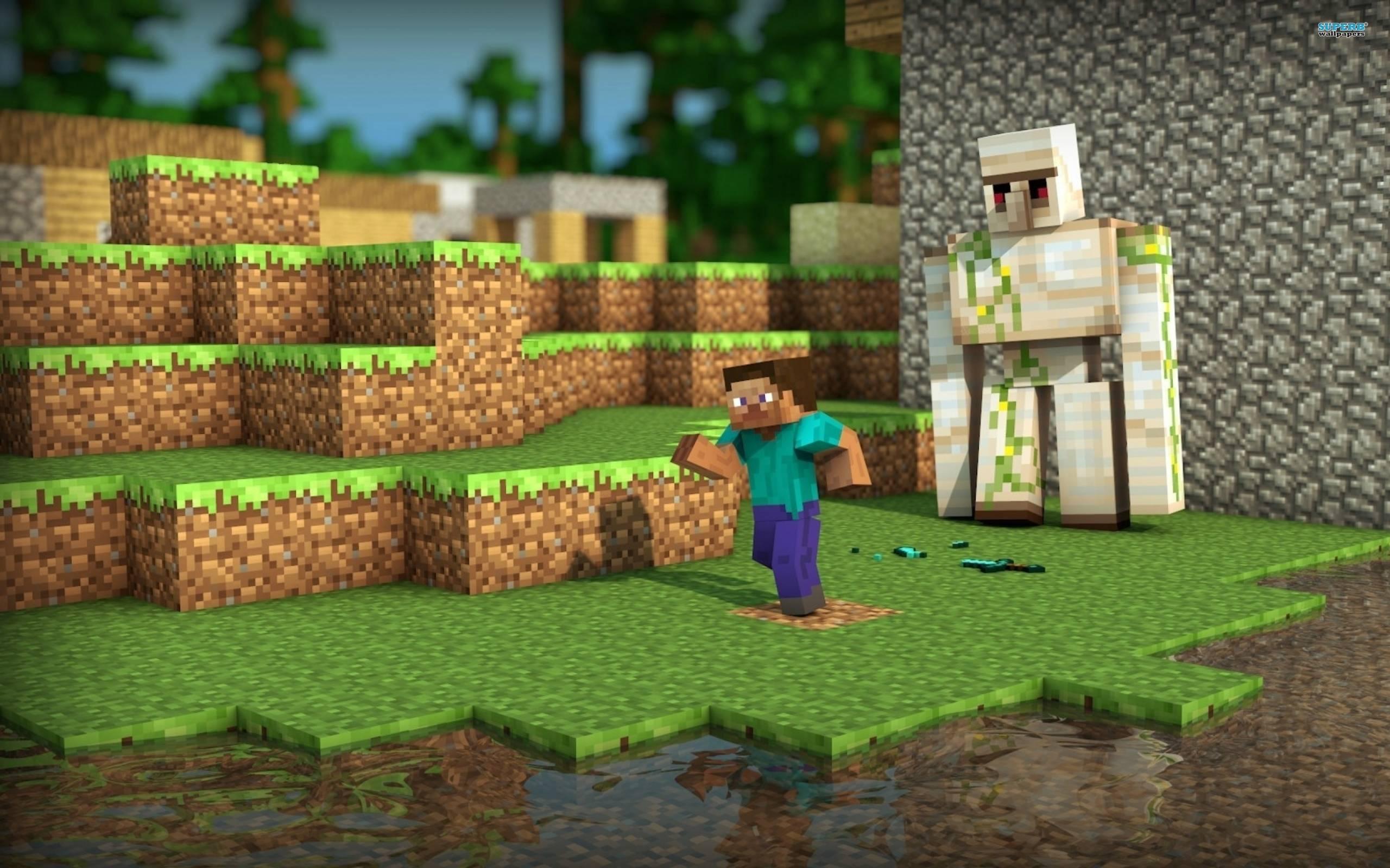 Minecraft Wallpapers - Wallpaper Cave