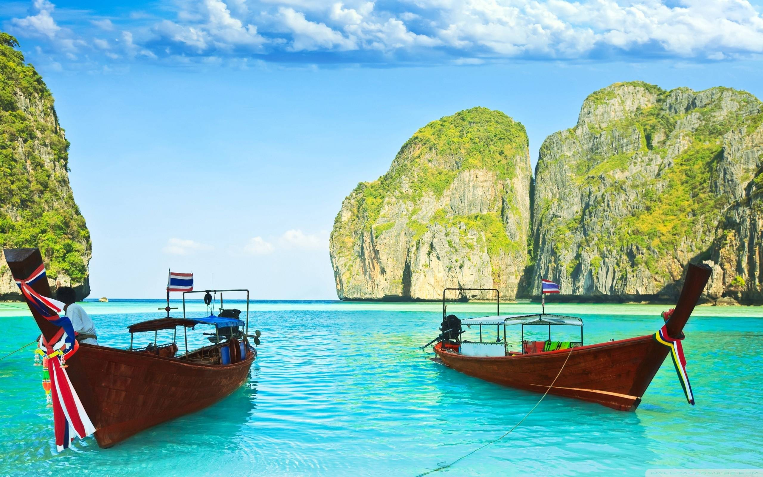 maya bay beach thailand images wallpaper beach powericare