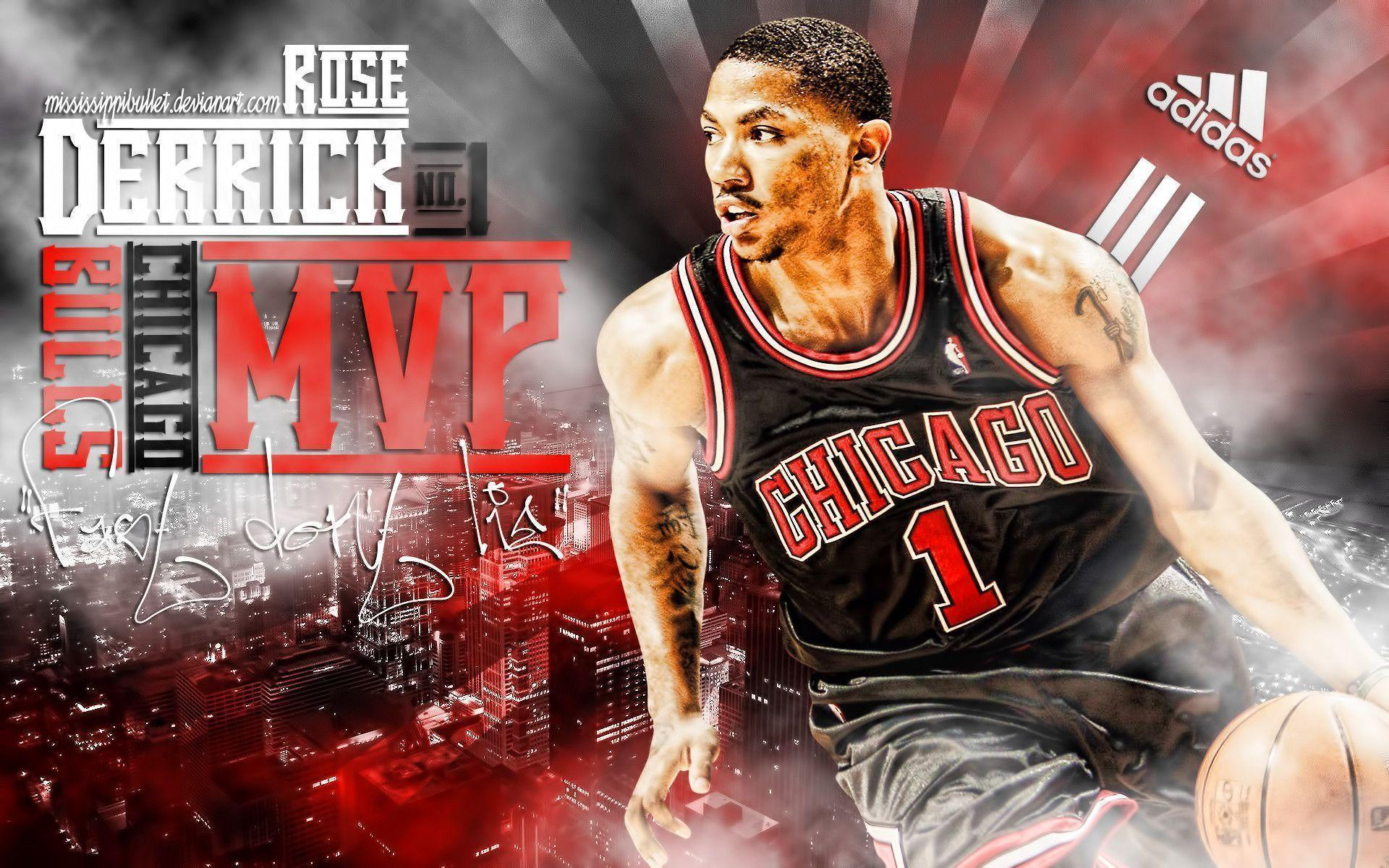 Wallpapers For > Derrick Rose Wallpapers Adidas