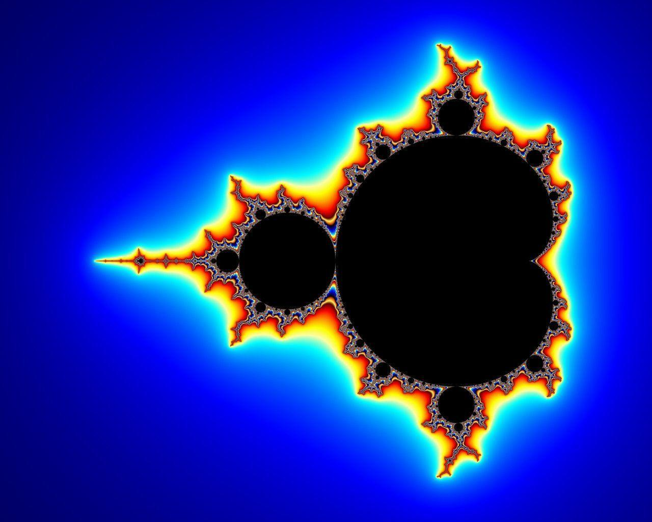 "Mandelbrot Set 02"" fractal image by fractalposter. HD Wallpapers"