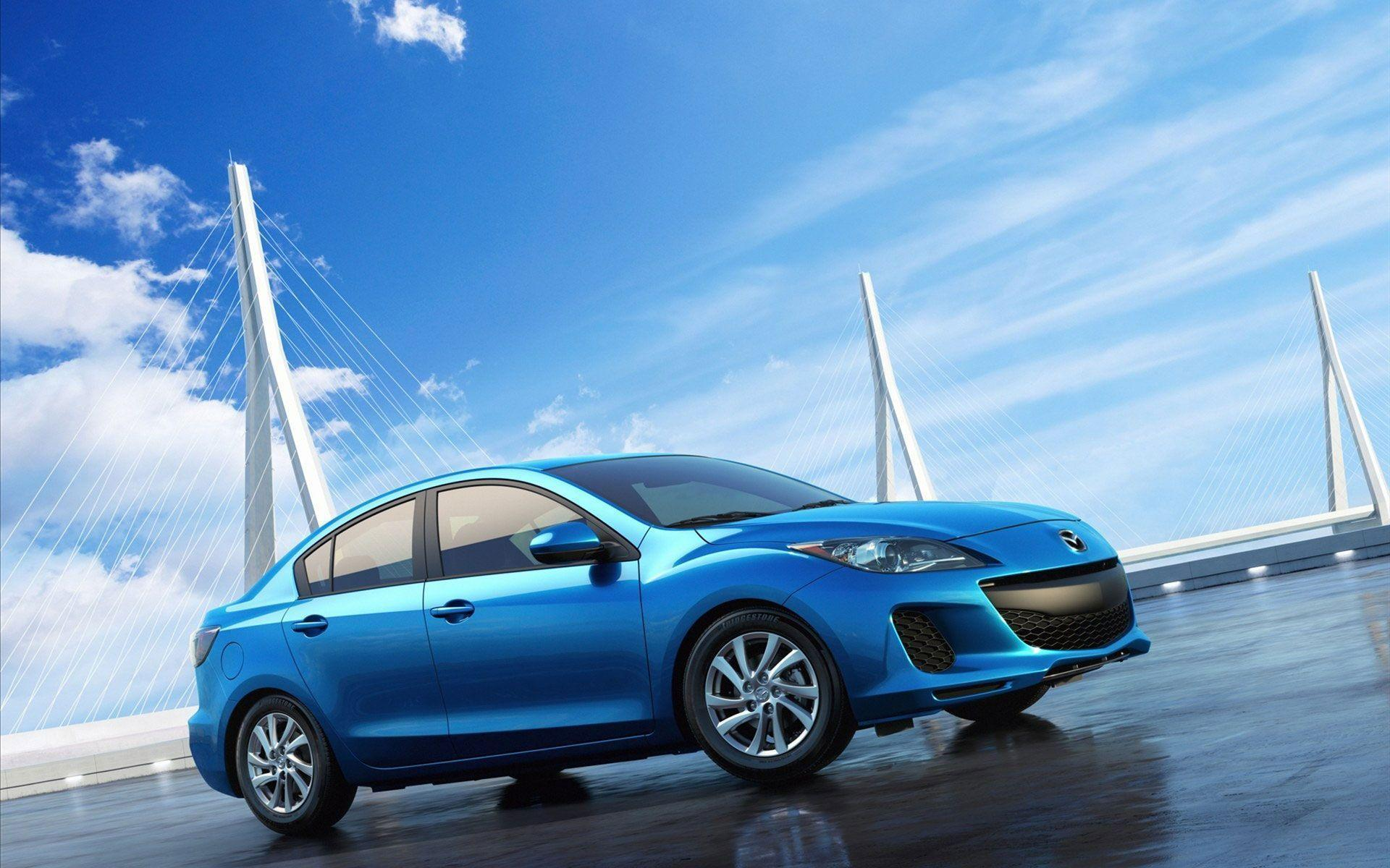 Blue Cars Mazda Vehicles 4x4 Mazda Cx5 1920x1200 Wallpapers