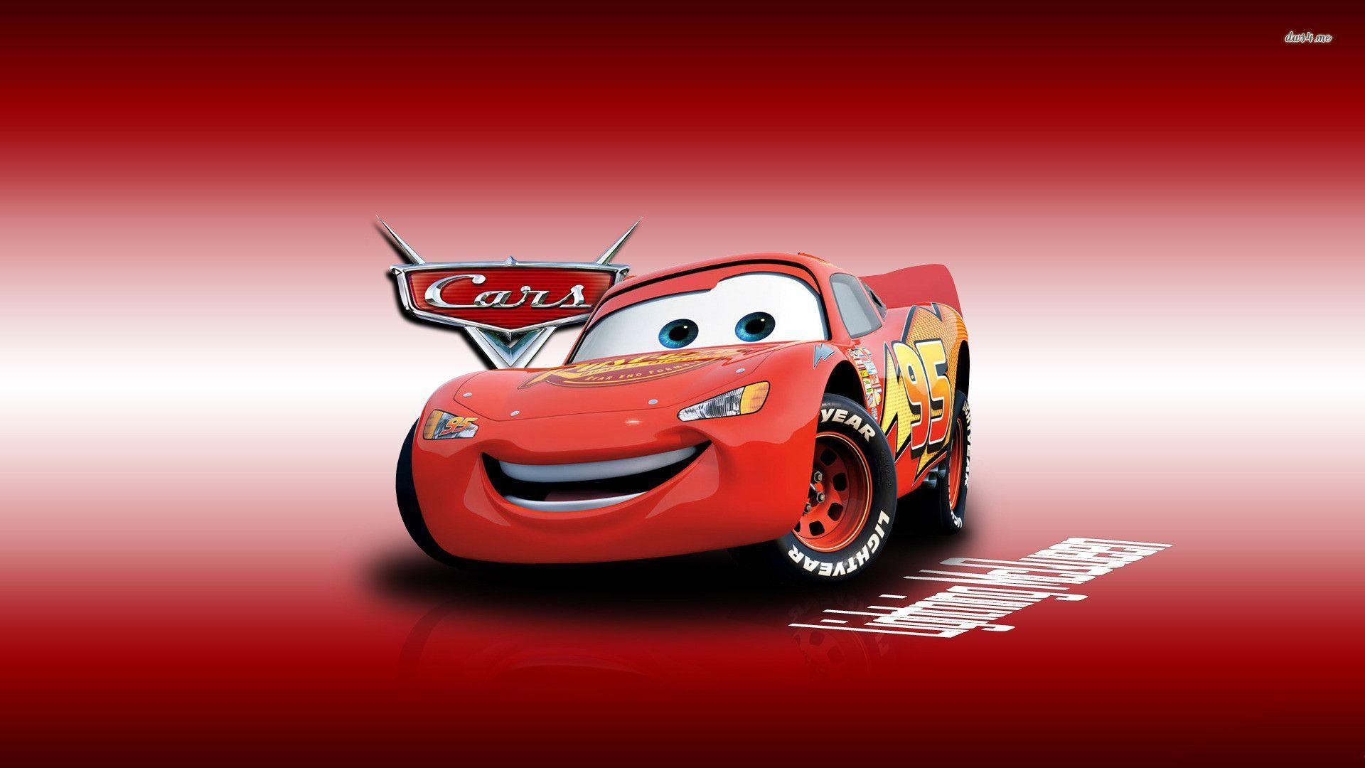 Lightning McQueen - Cars wallpaper - Cartoon wallpapers - #