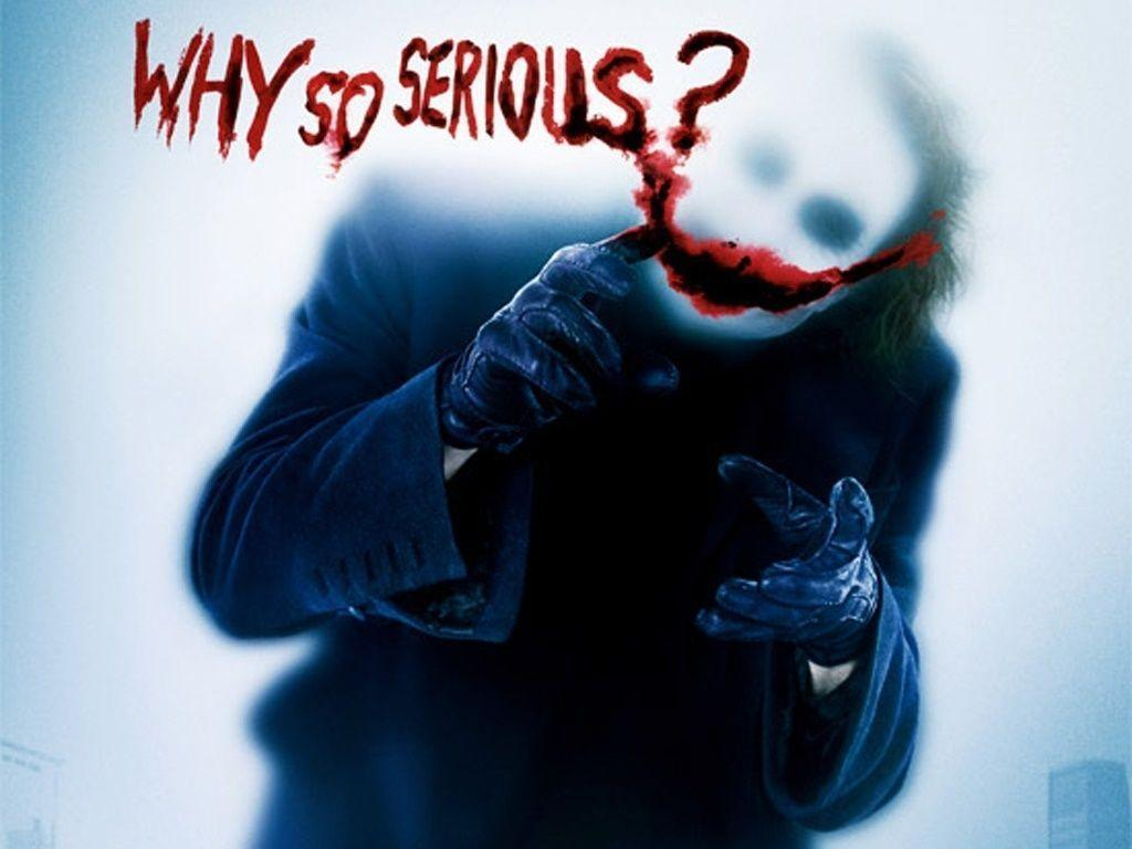 Why so serious the joker wallpaper 3122768 fanpop