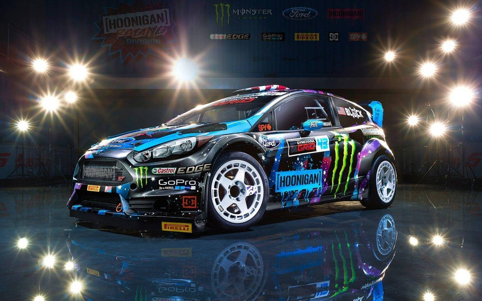 Ken Block Ford Fiesta 2015 Wallpapers - Wallpaper Cave