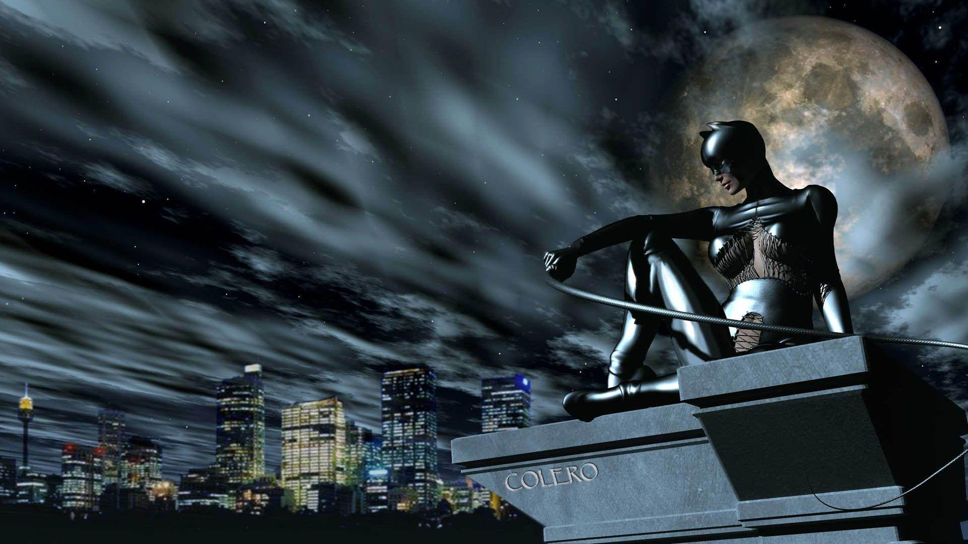 Catwoman Wallpapers HD Desktop