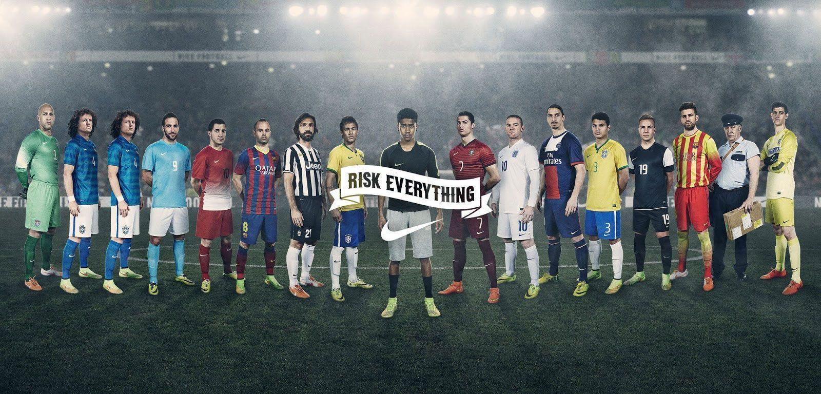 Nike football is everything wallpaper - photo#1