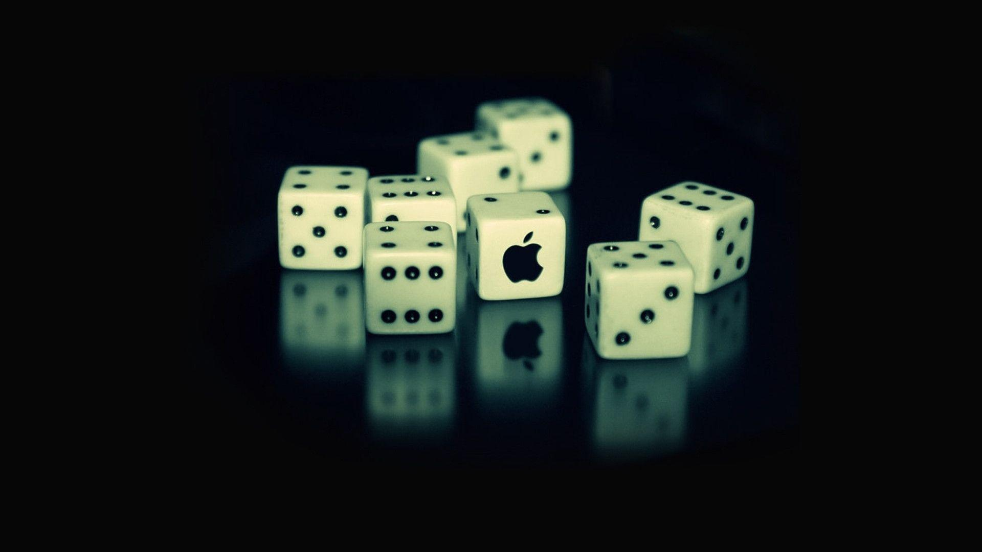 1080p HD Wallpapers Dices And Apple Dices Image