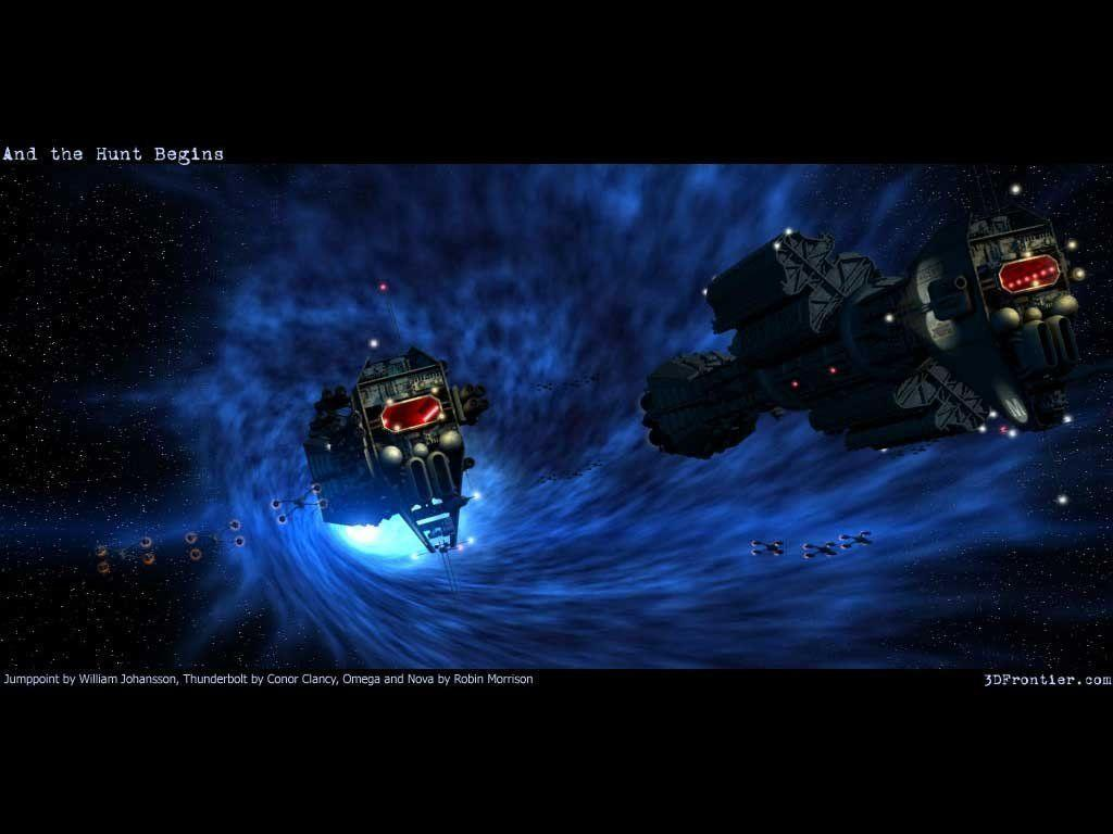 Babylon 5 Android Wallpaper