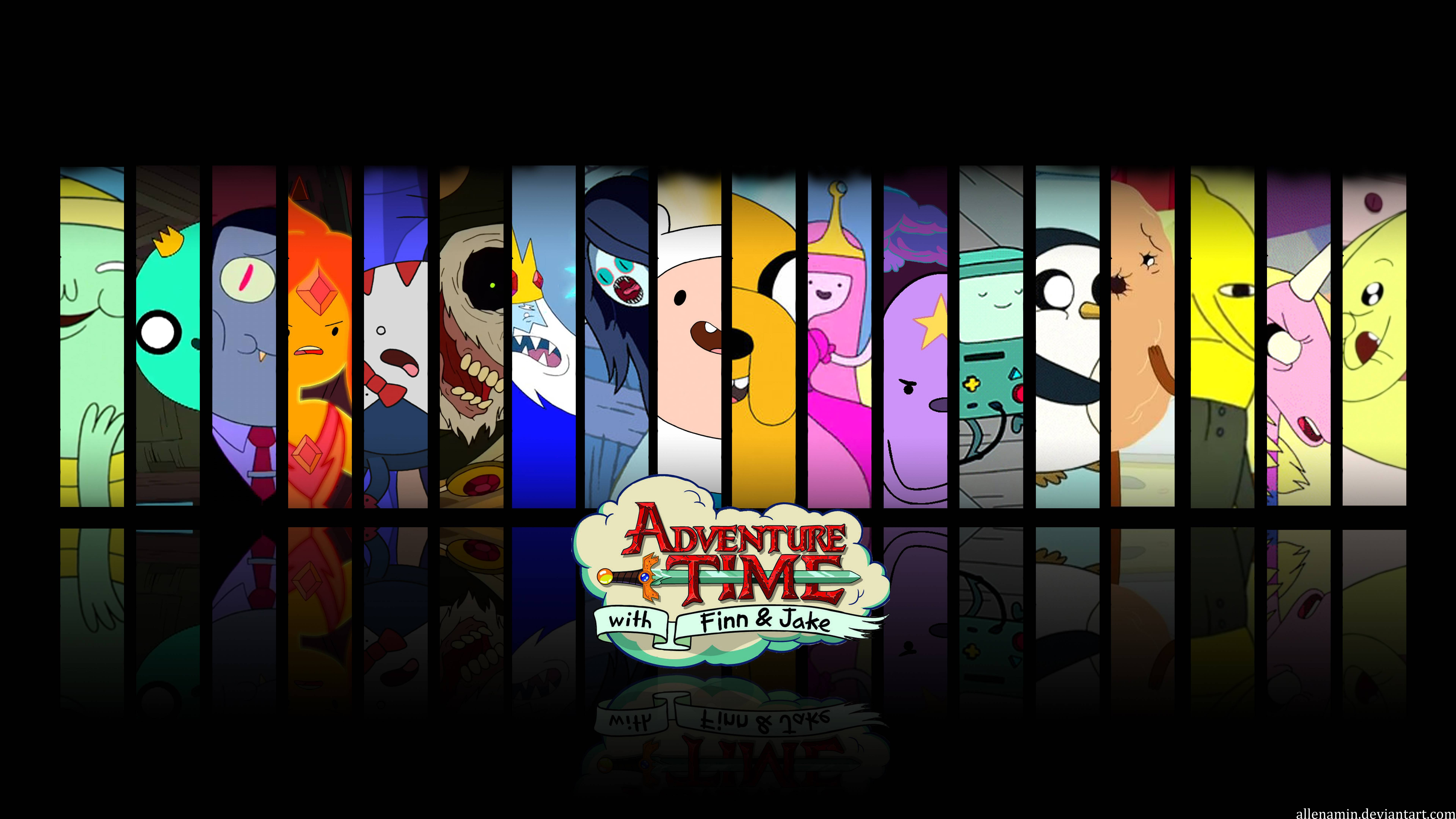 Adventure Time Backgrounds Wallpaper Cave