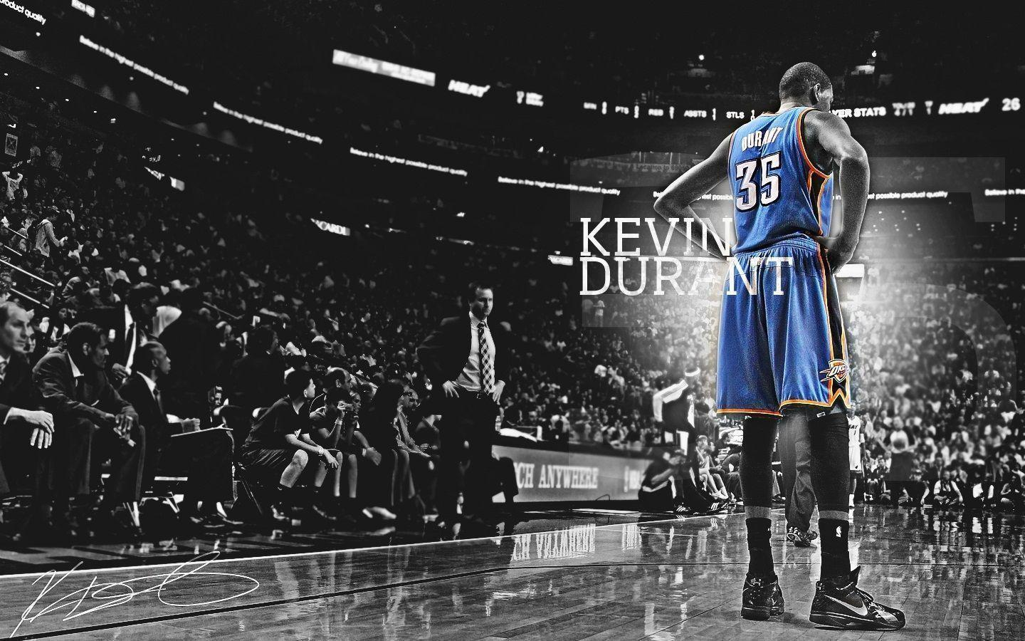 kevin durant wallpapers wallpaper cave