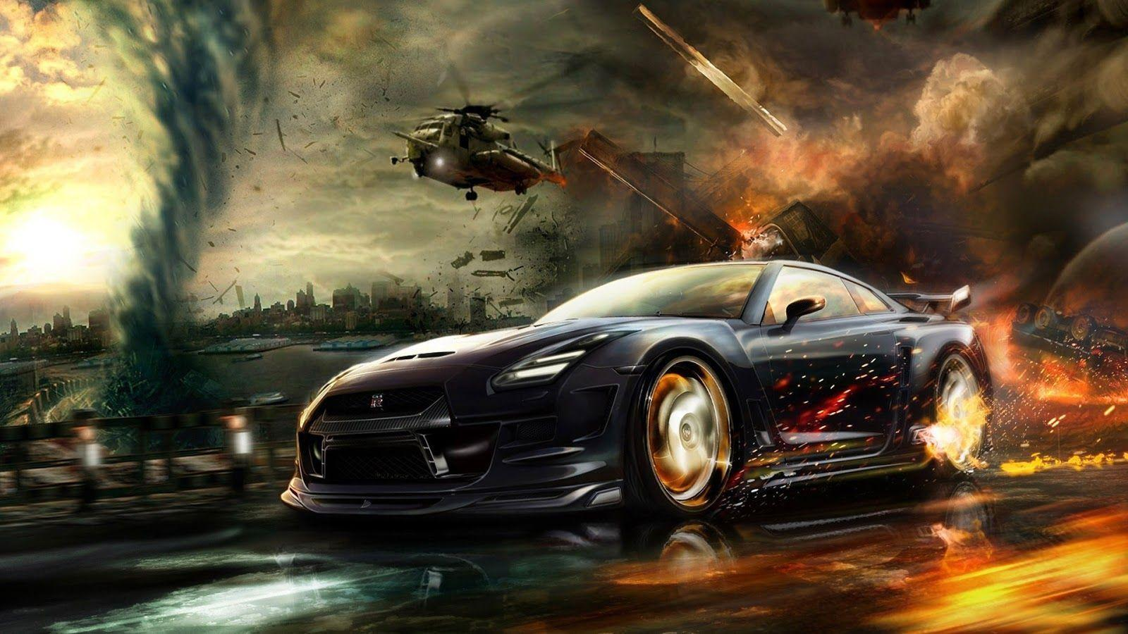 Street Racing Cars Wallpapers - Wallpaper Cave