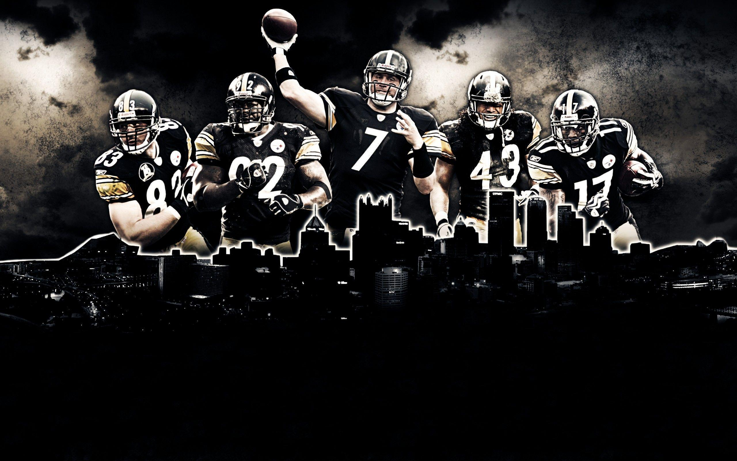 pittsburgh steelers backgrounds wallpaper cave