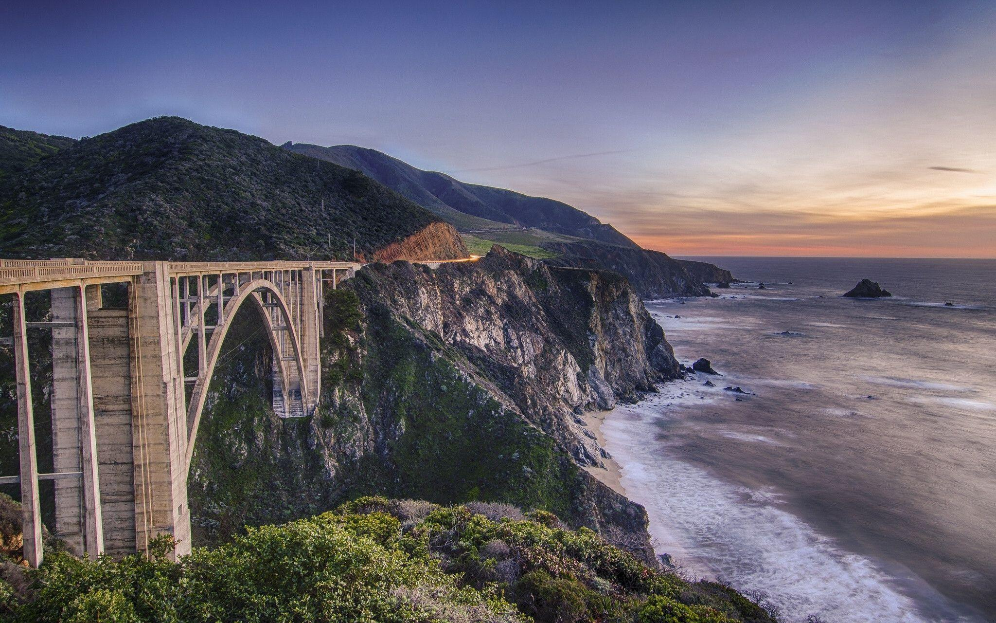 Pacific Ocean Big Sur California Beach 4k Hd Desktop: Big Sur Wallpapers