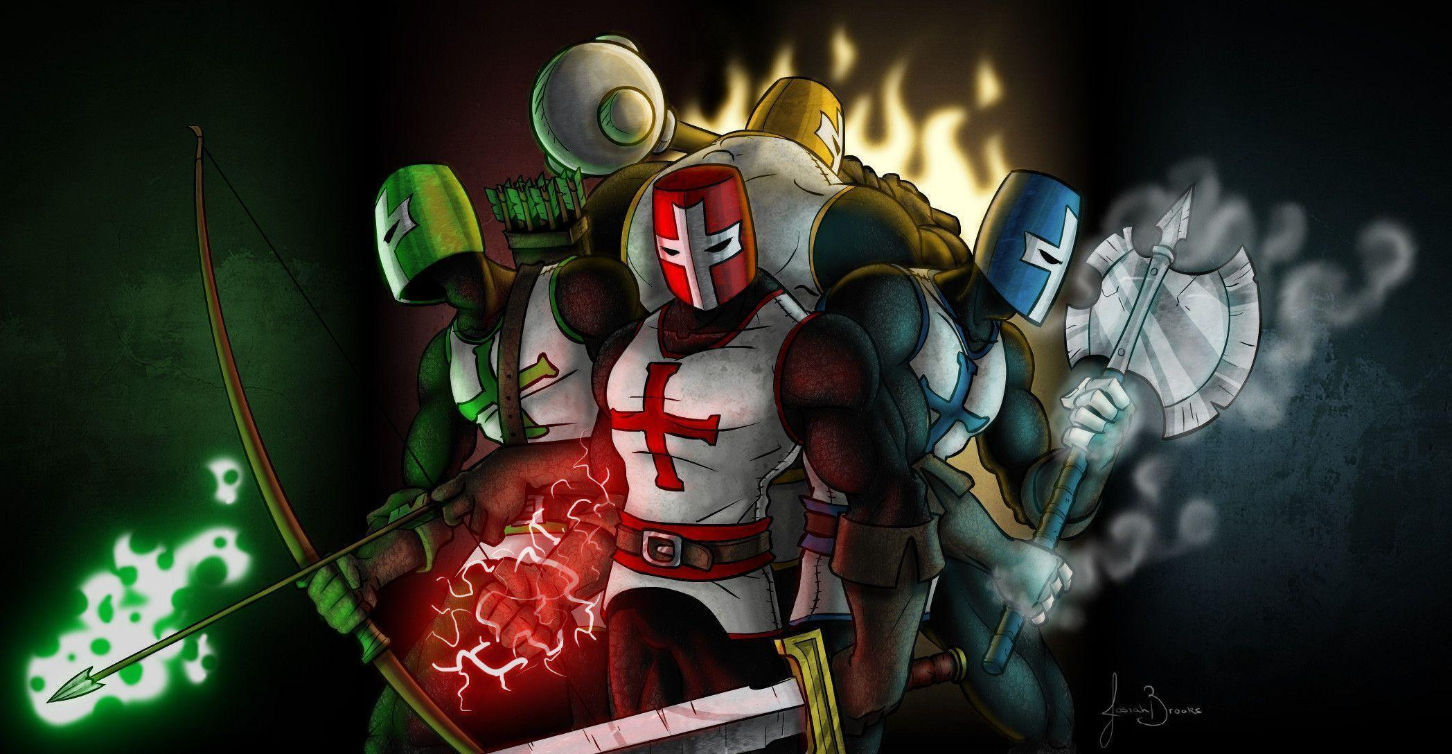 Castle Crashers Wallpapers
