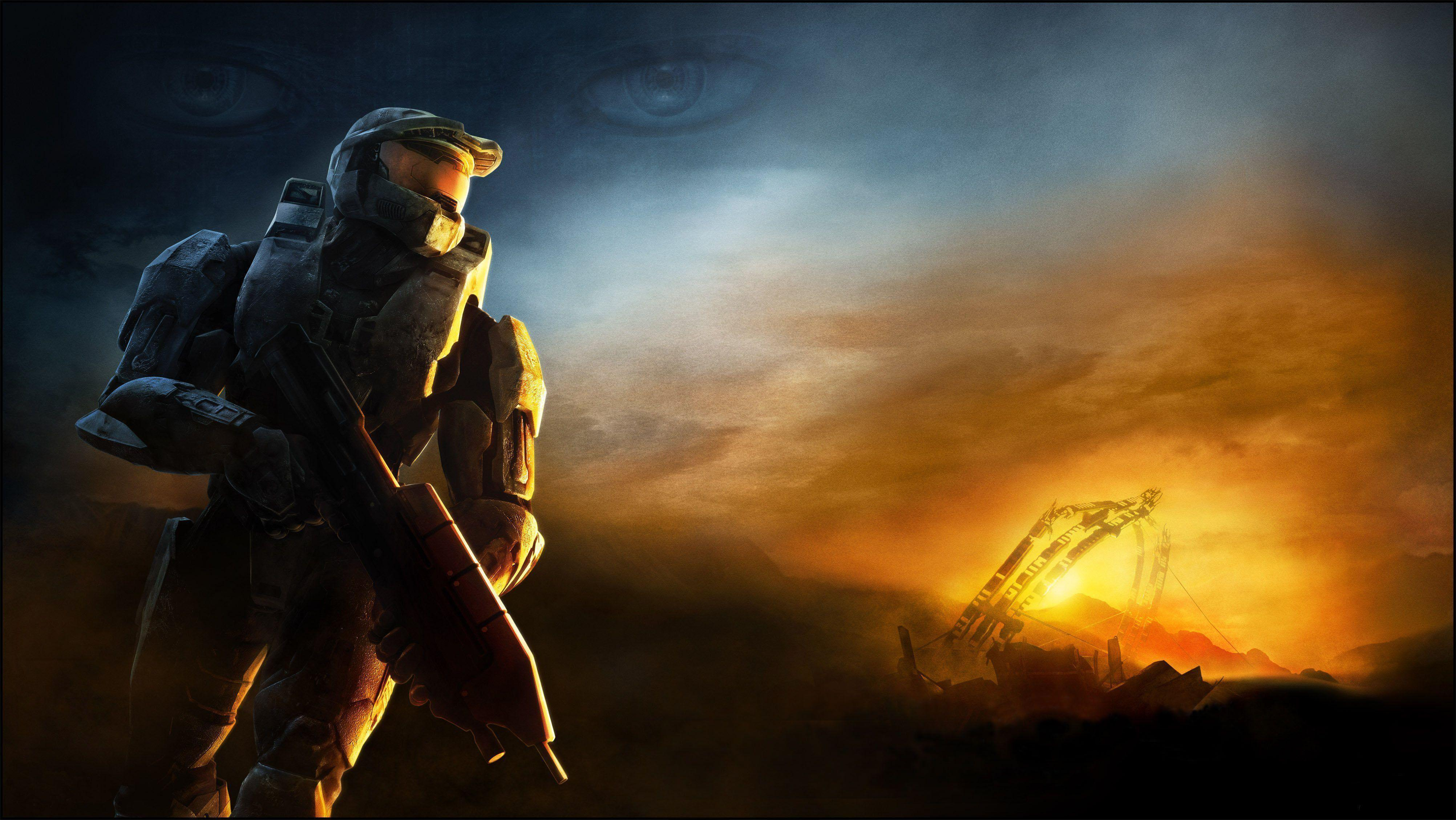 Halo Wallpaper, wallpaper, Halo Wallpapers hd wallpaper, backgrounds