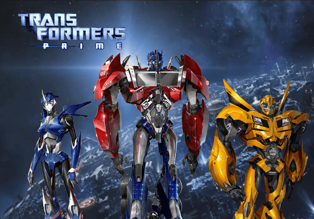 Transformers Prime Wallpapers - Wallpaper Cave