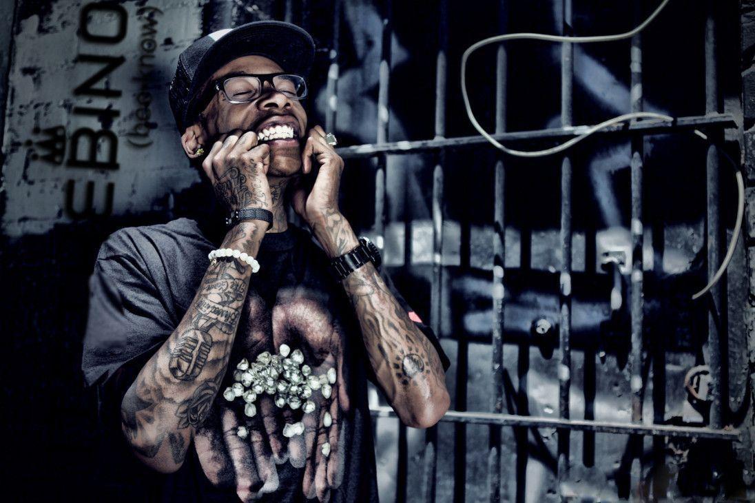 Wiz Khalifa Wallpapers HD 2015