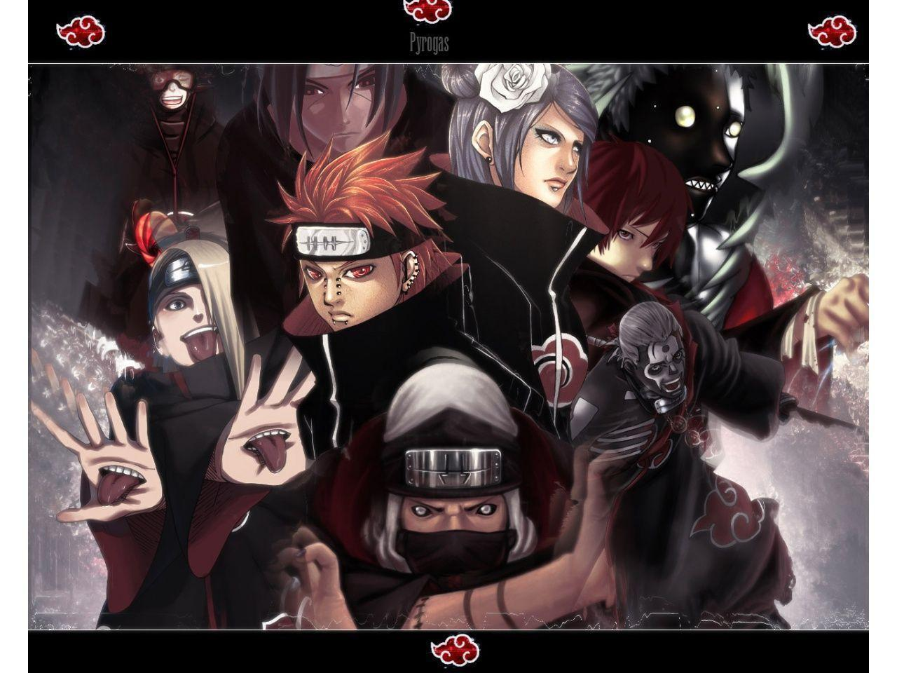 Images For > Akatsuki Wallpaper Hd