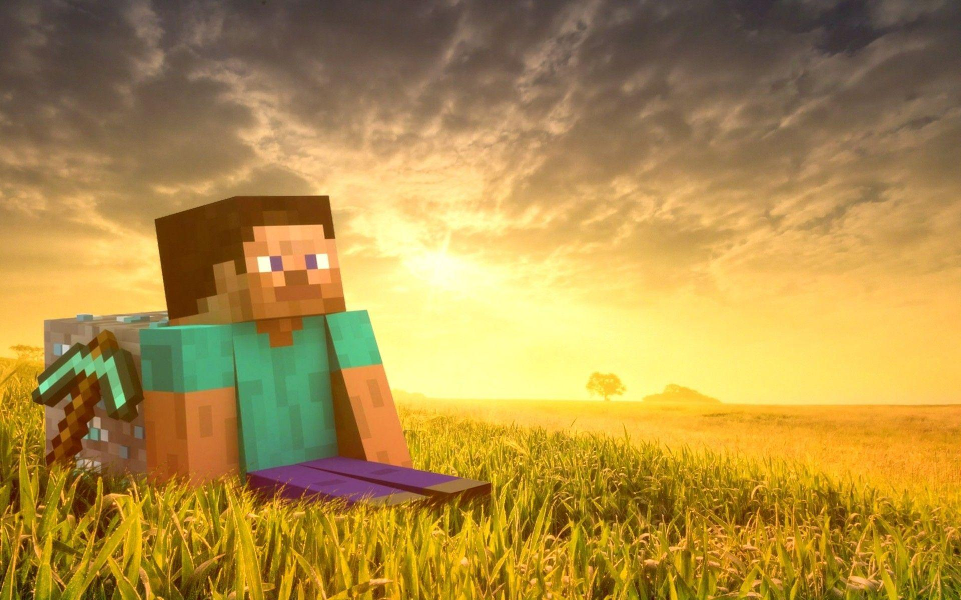 Minecraft Wallpapers - Full HD wallpaper search