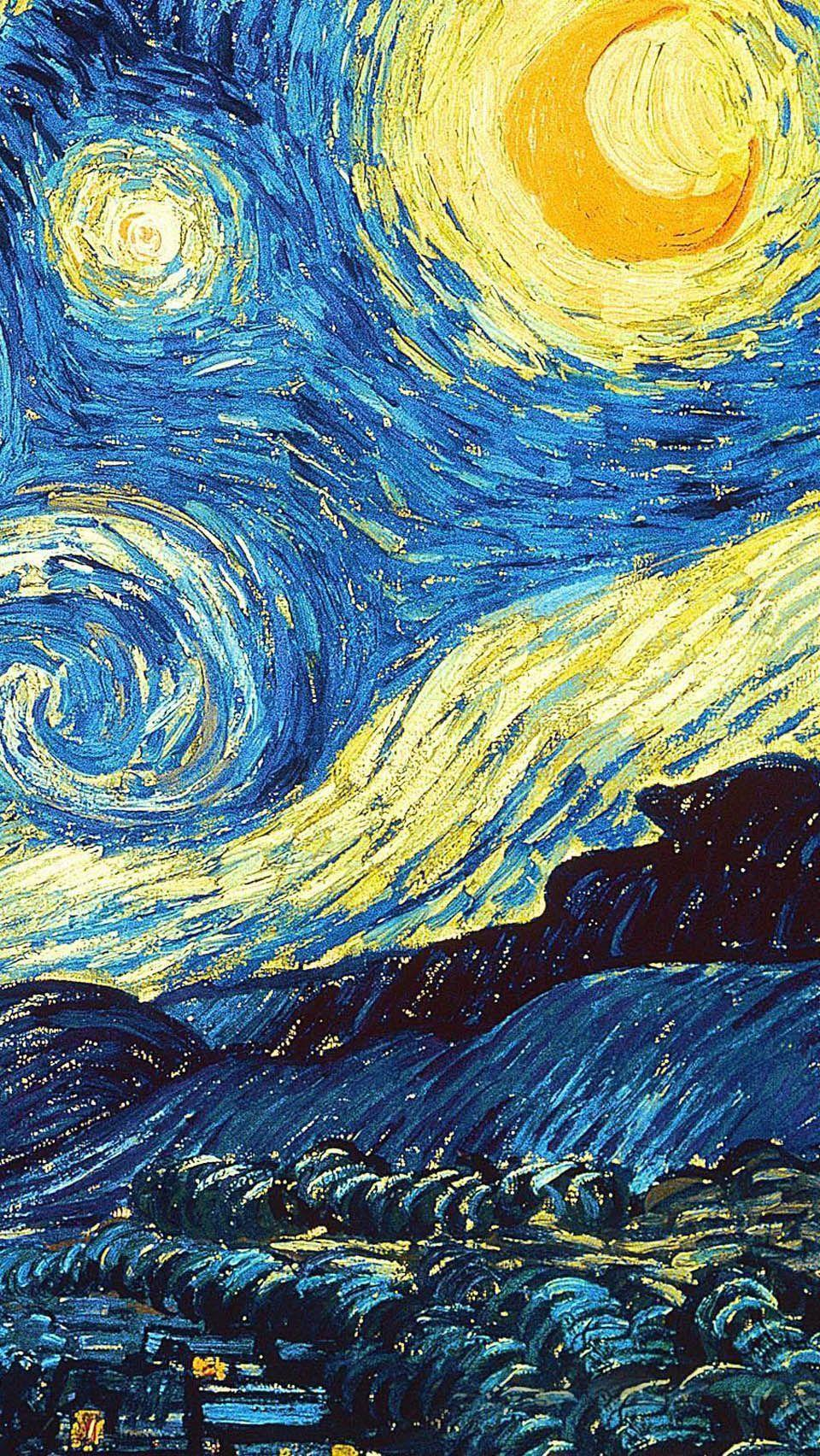 wallpaper starry night for - photo #28