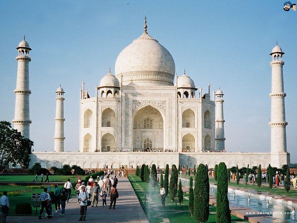 Taj Mahal Wallpapers Wallpaper Cave