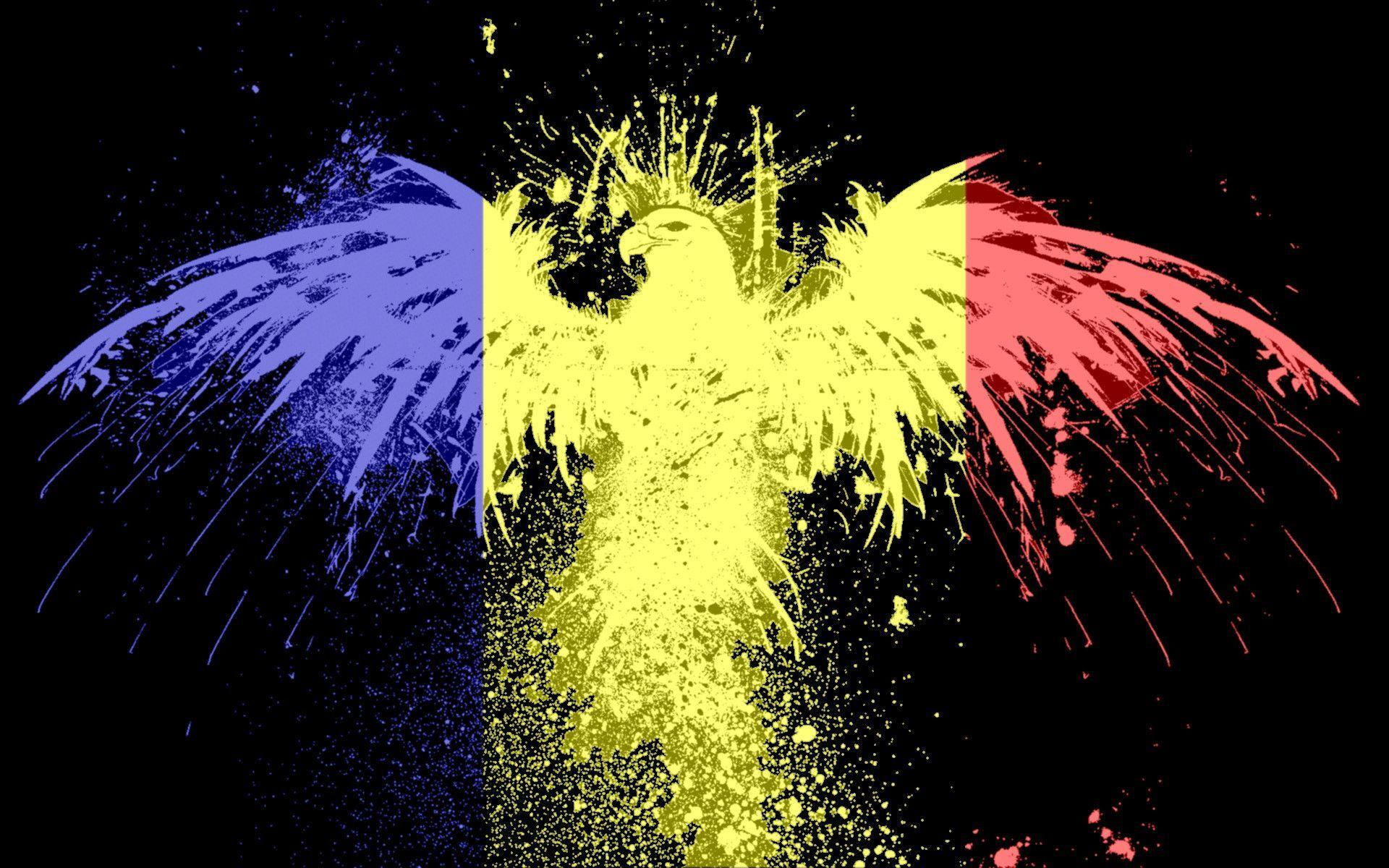 Pix For > Romanian Flag Wallpapers
