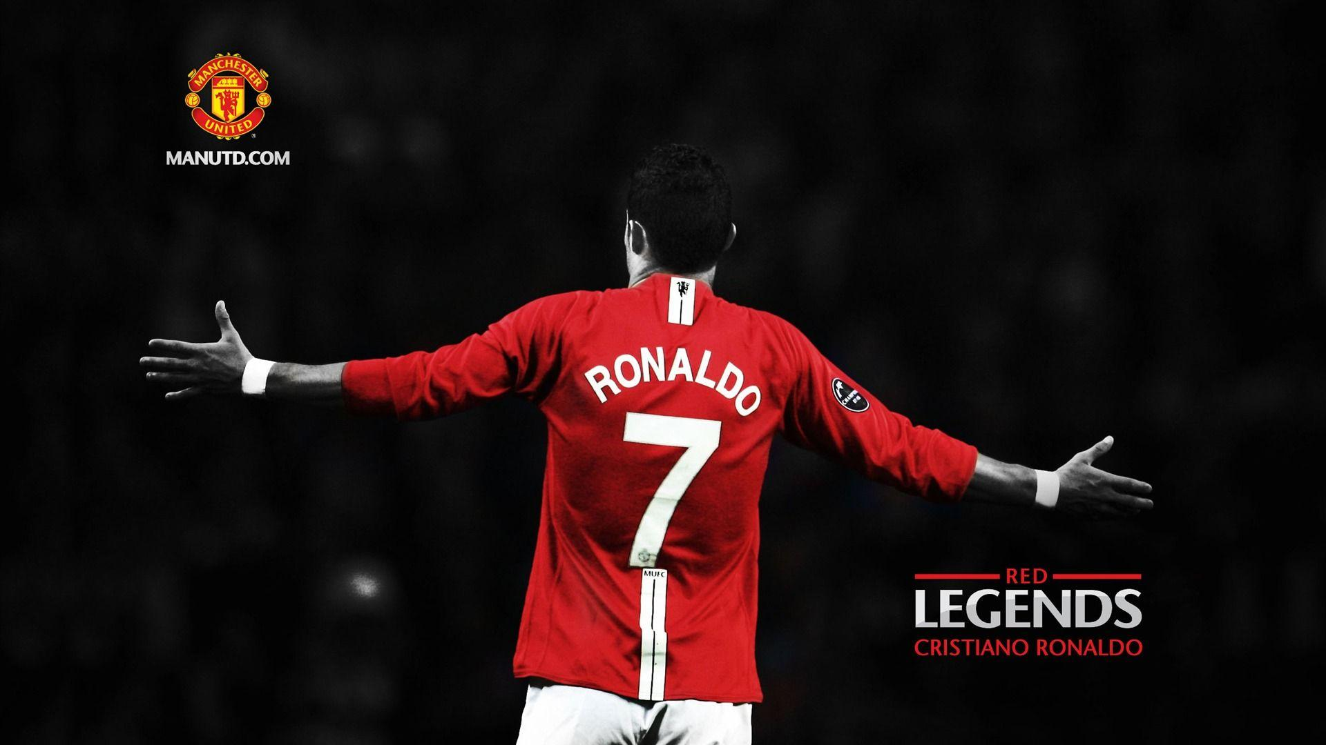 Cristiano Ronaldo Manchester United HD Wallpapers | HD Wallpapers