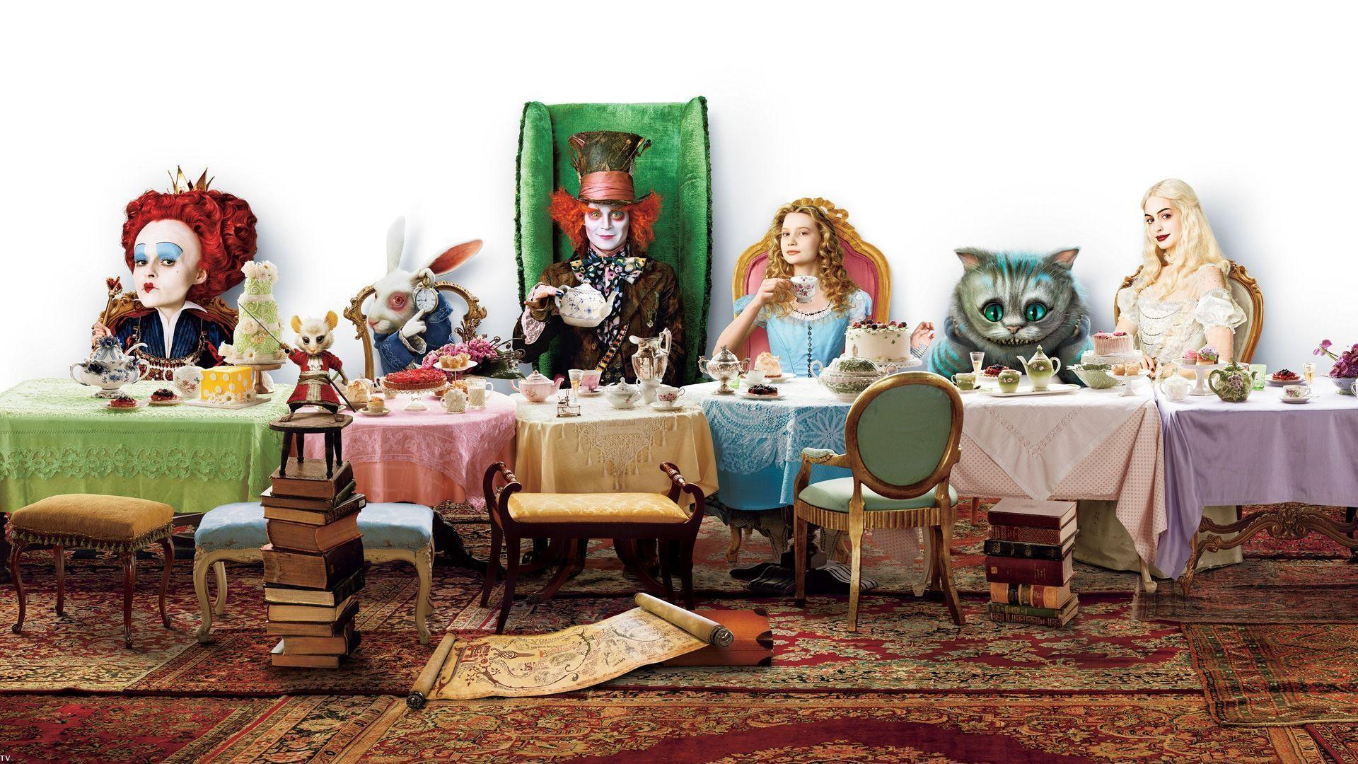 Alice in Wonderland HD Multi Monitor Wallpapers | HD Wallpapers