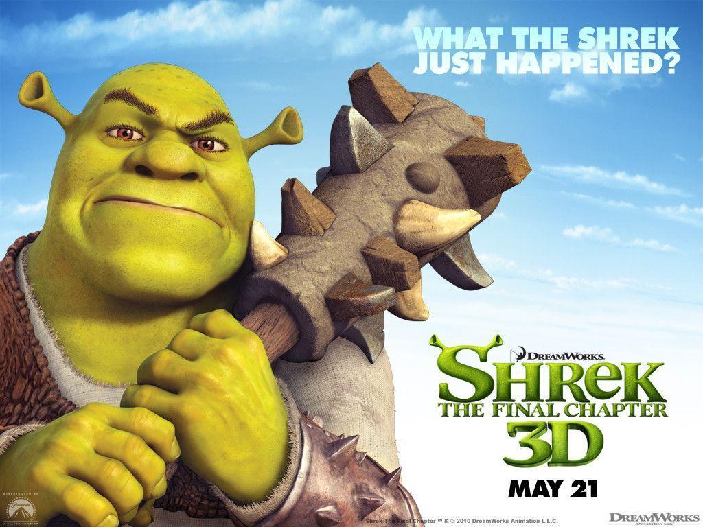 Images Of Shrek 1 Wallpaper Calto