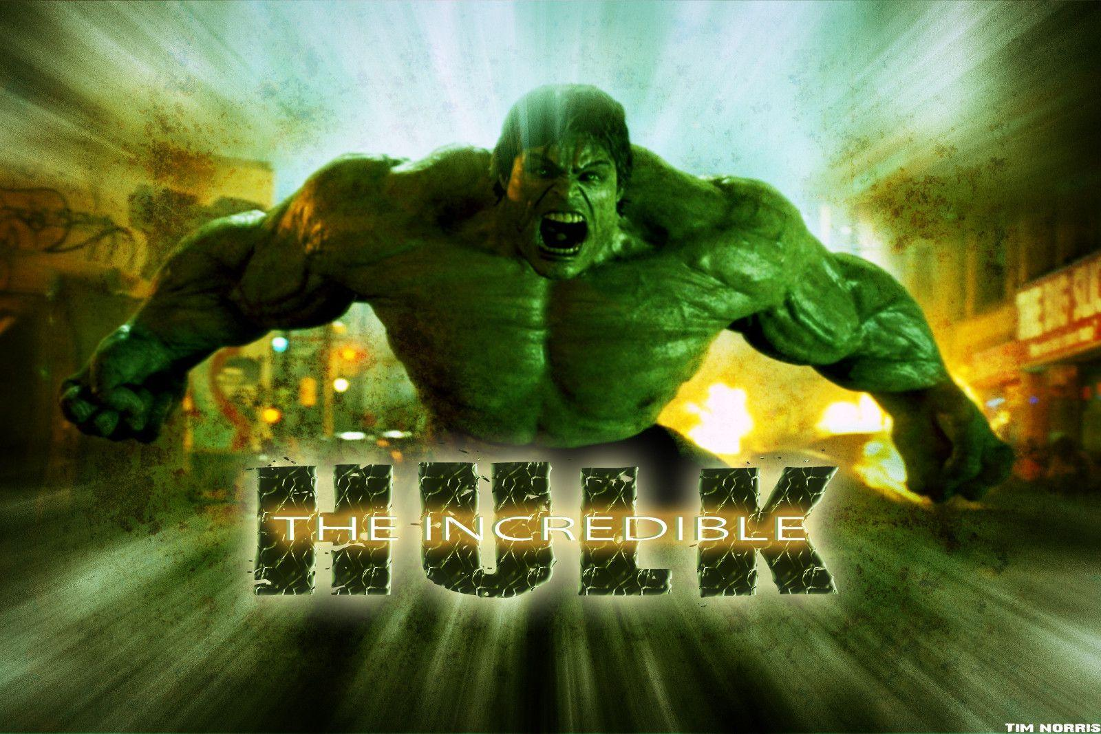 The Incredible Hulk Wallpaper - Wallpaperish