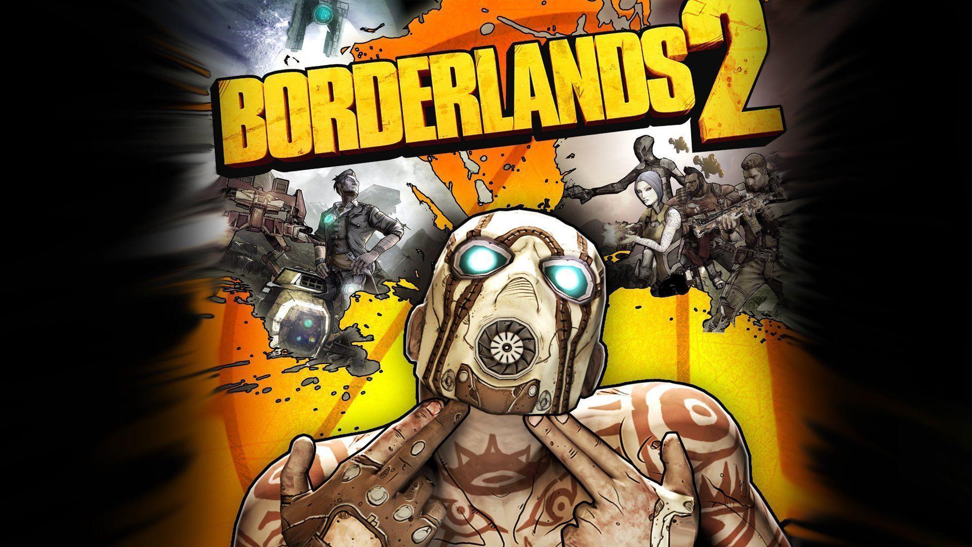 Borderlands 2 Wallpapers HD