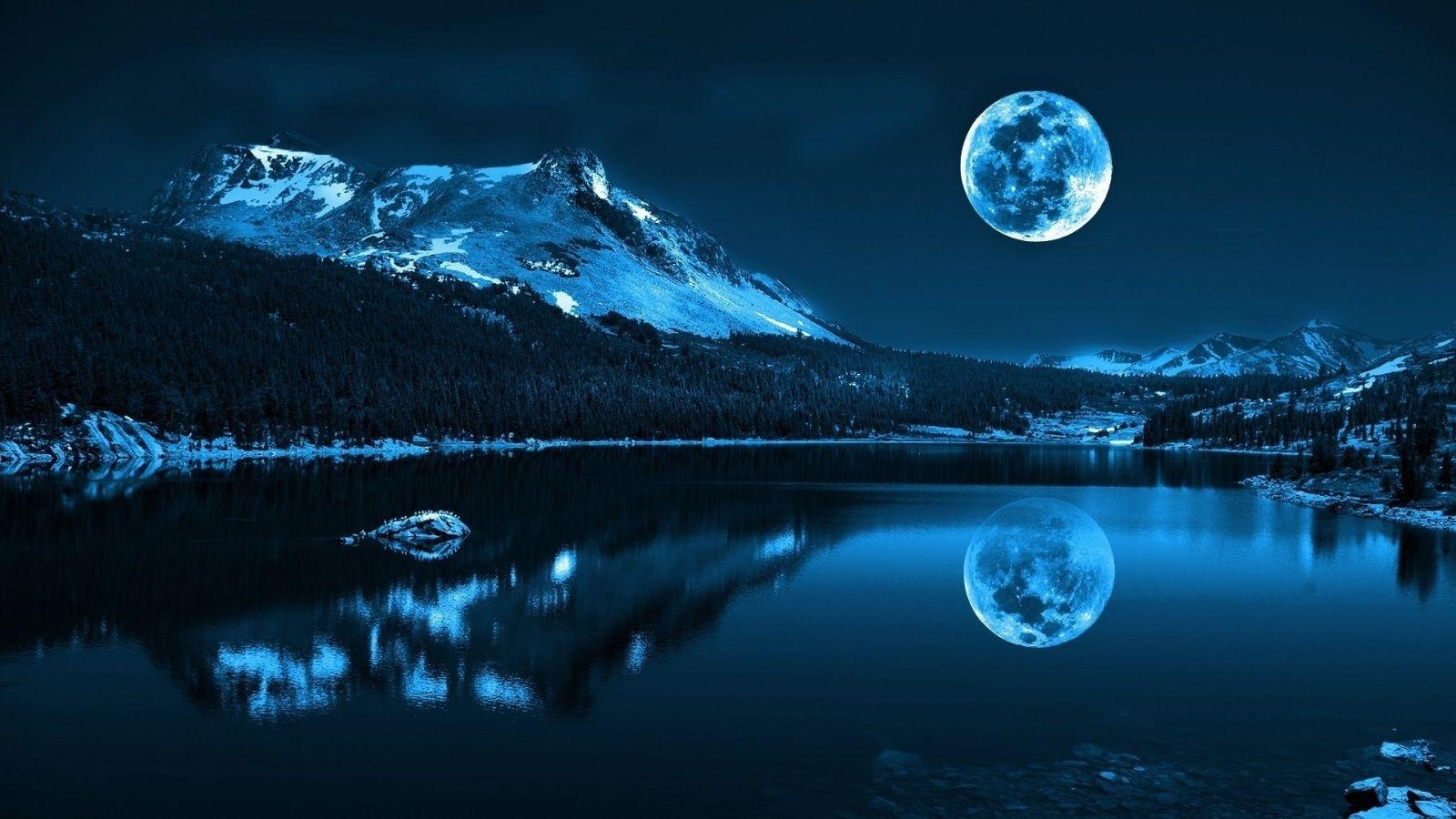 Full Moon HD Wallpapers | fbpapa.