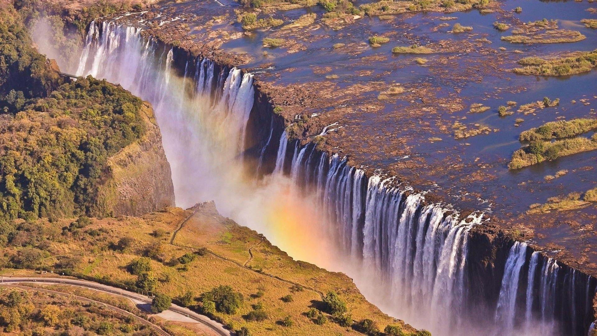 Victoria Falls, Zambia wallpapers #