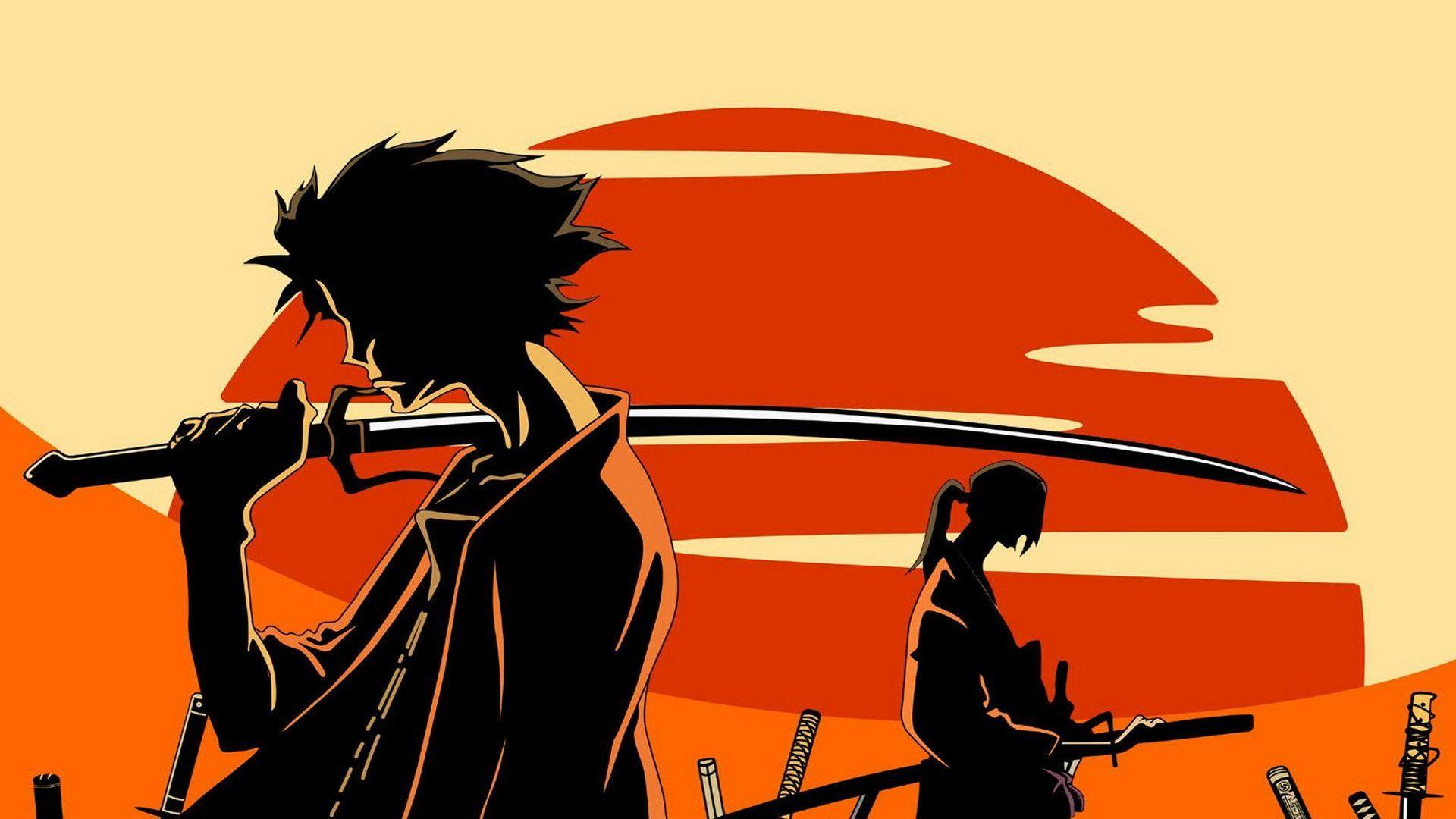 Samurai Champloo Bs