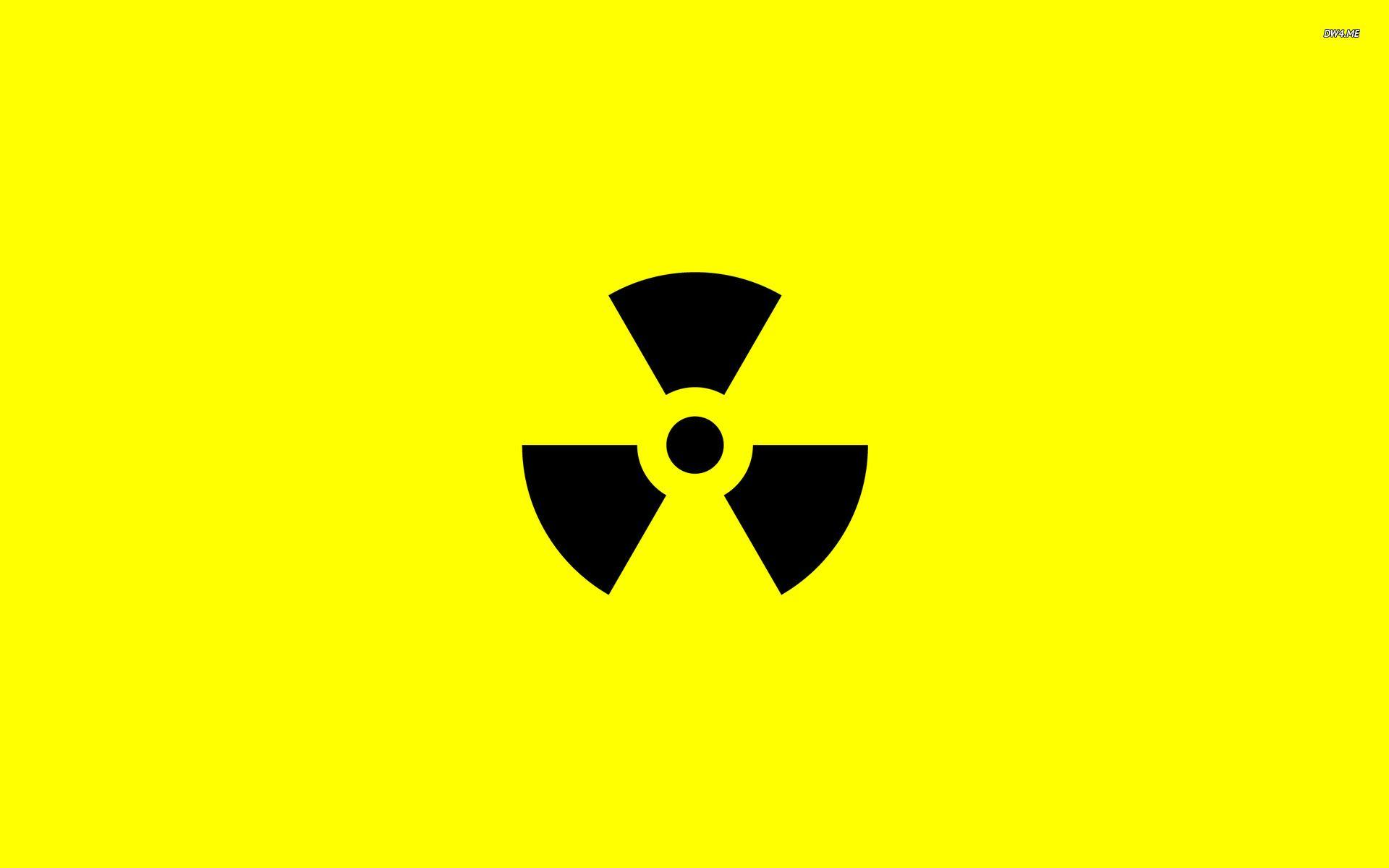 Radioactive Symbol Wallpaper - Viewing Gallery