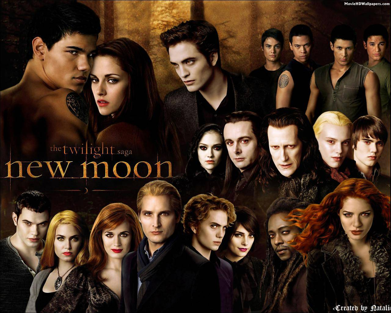The Twilight Saga New Moon 2009