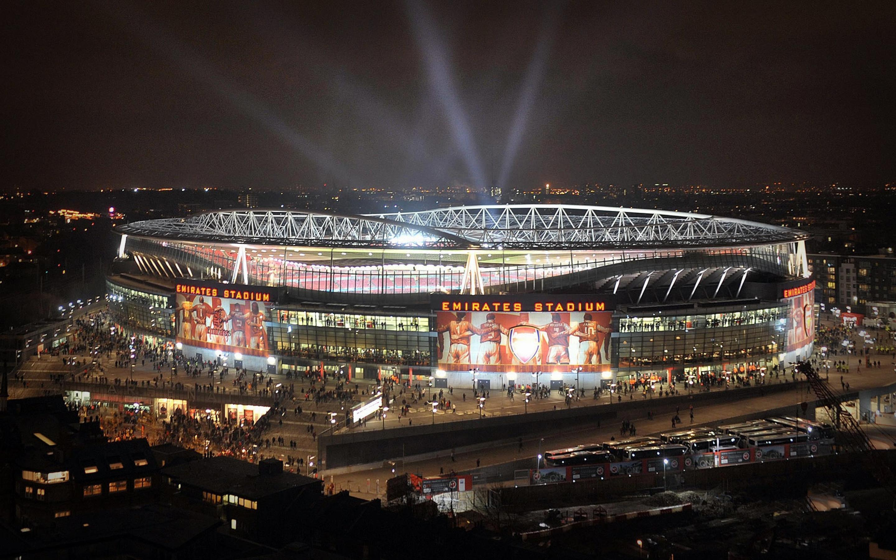 Emirates Stadium, Arsenal Wallpaper | Free HD Wallpaper 2013 ...