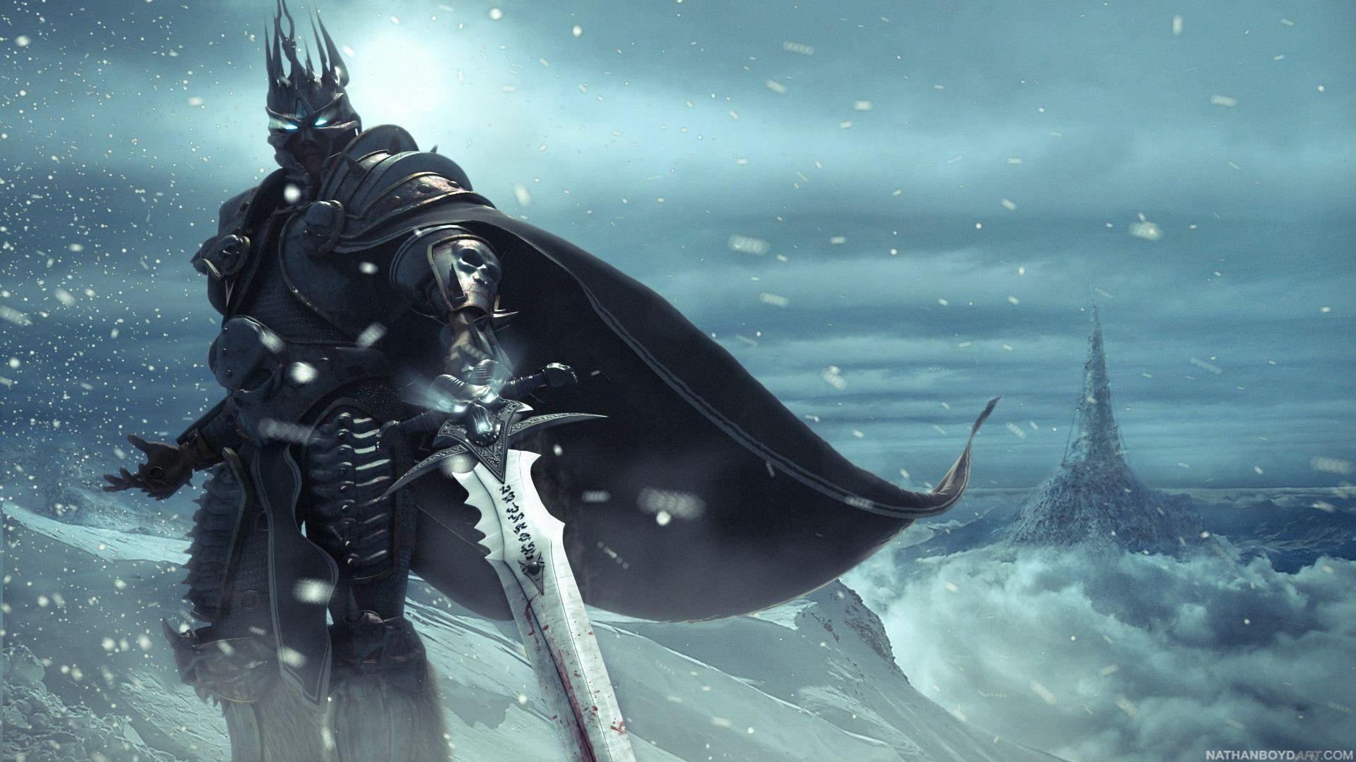 1920x1080 Lich king wow Wallpapers 1920x1080