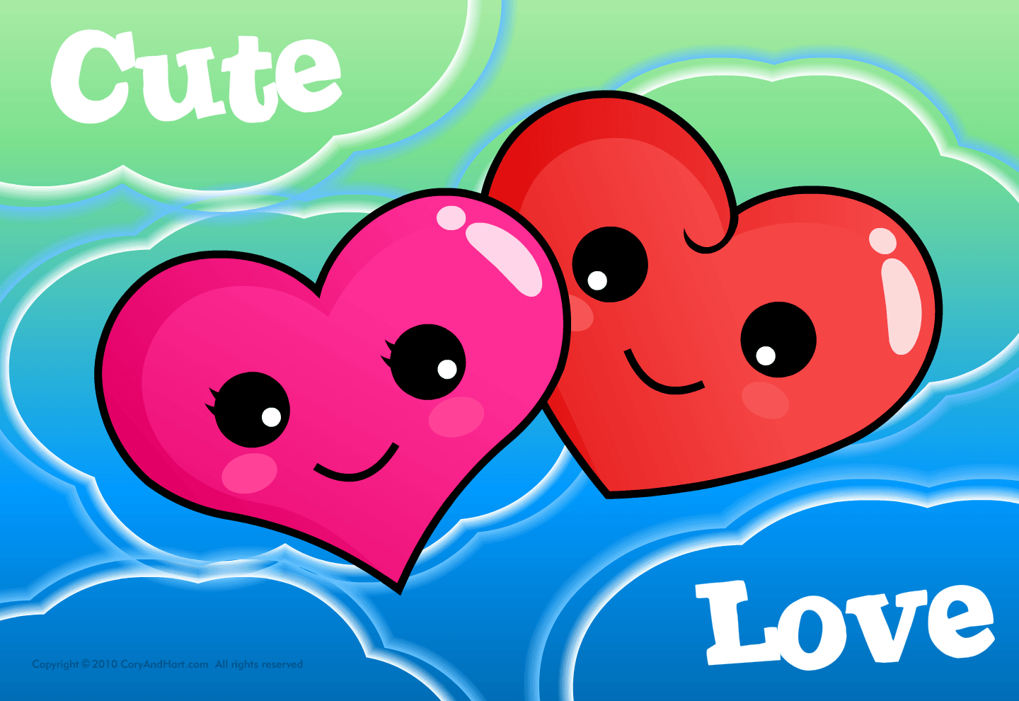 Wallpaper Of cute Love cartoon : Love cute Wallpapers - Wallpaper cave