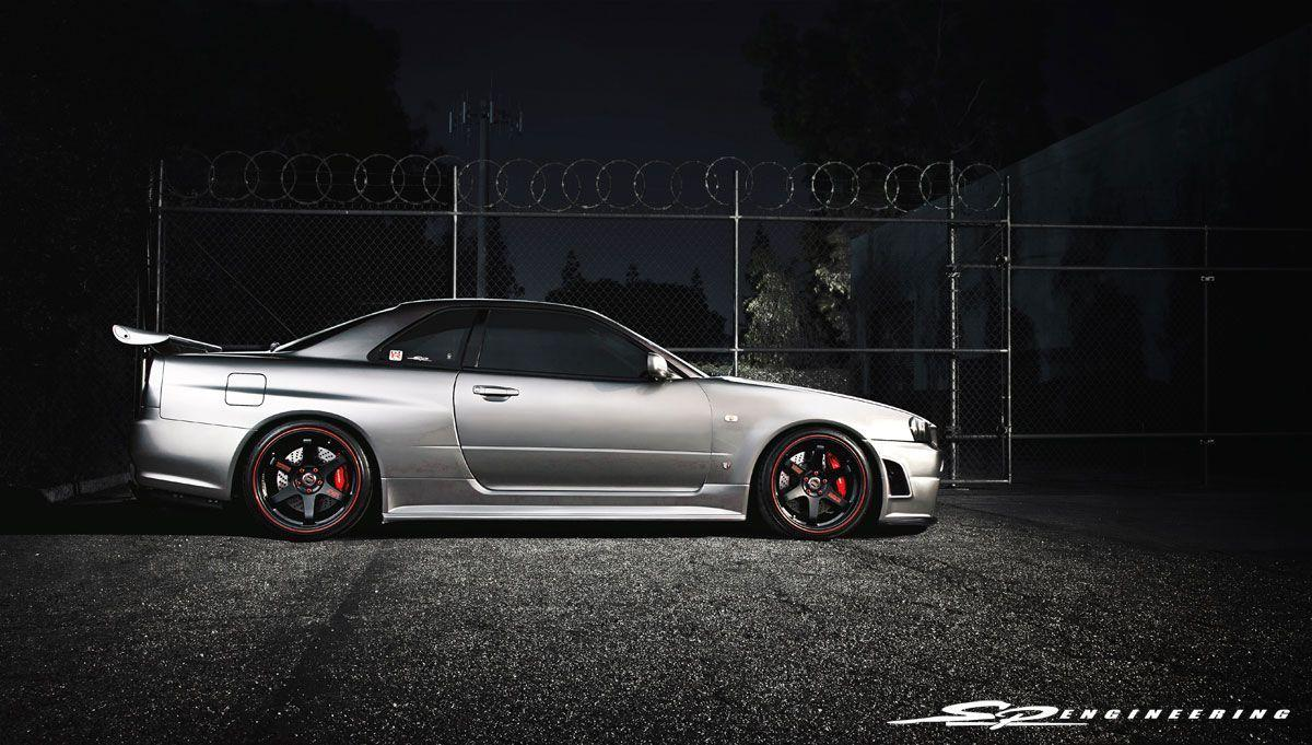 Nissan 46 Service >> R34 GTR Wallpapers - Wallpaper Cave