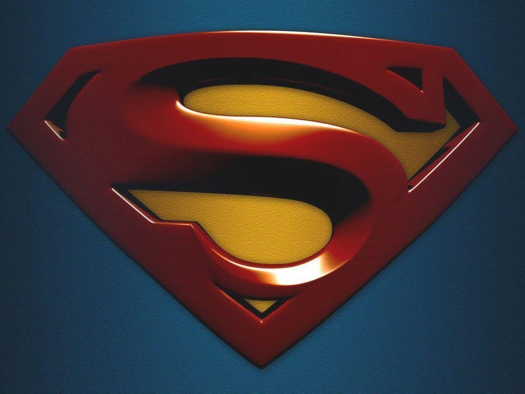 Sweat Superman Logo  Sweat rock  Vetement rock