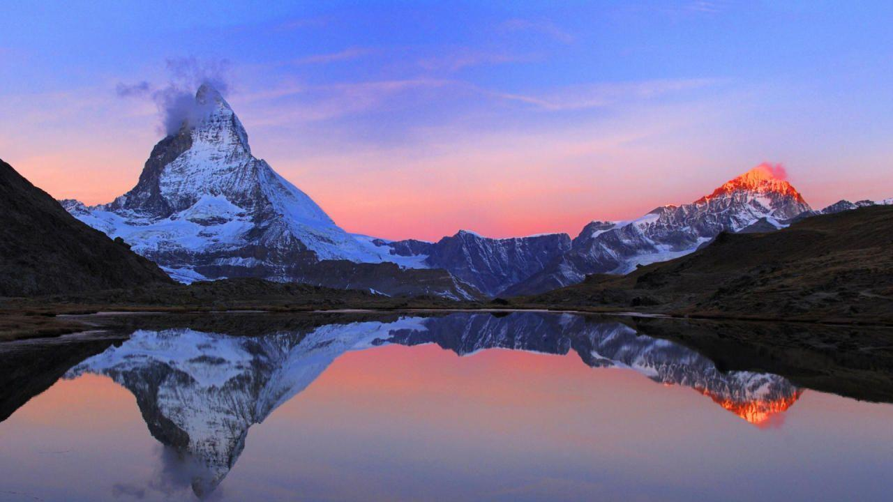 Matterhorn, Switzerland, Zermatt widescreen wallpaper | Wide-