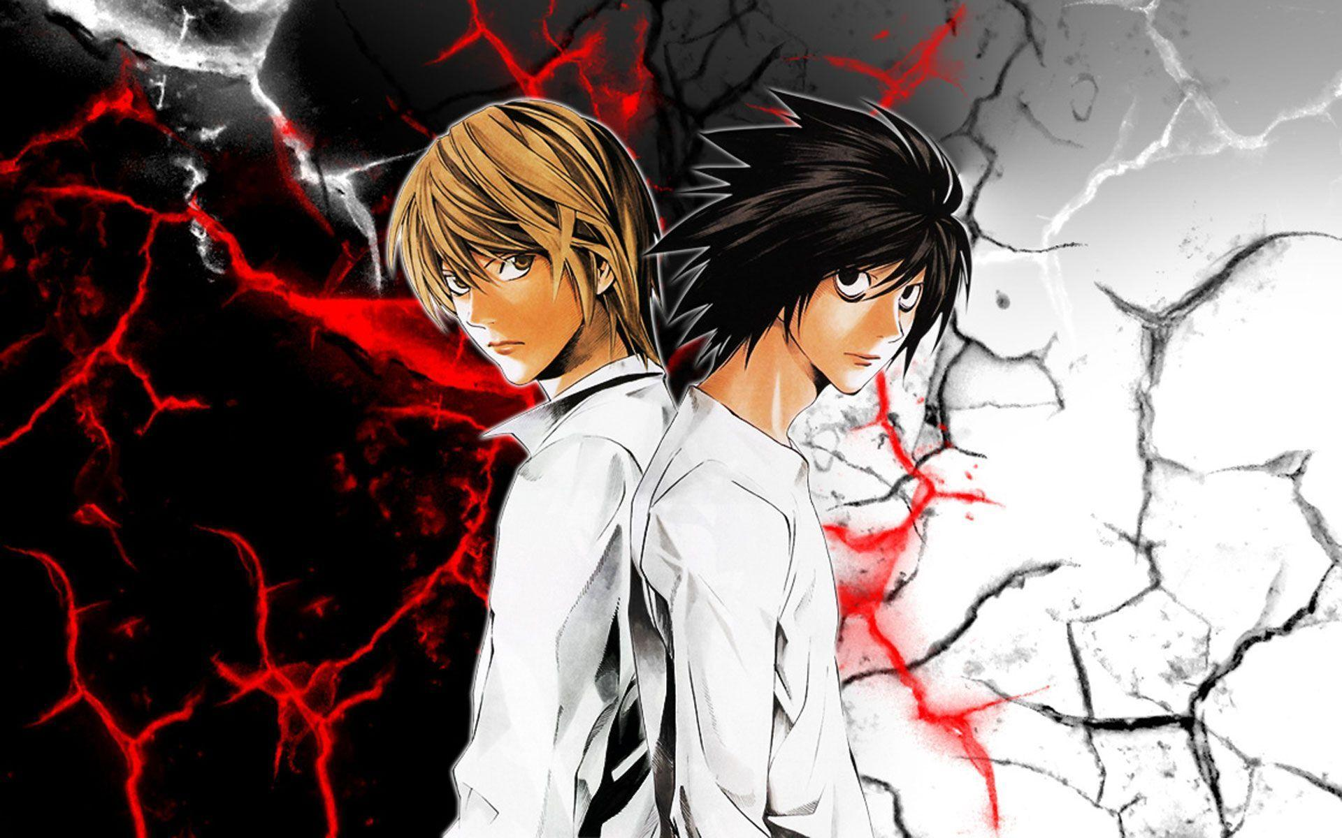Death Note Wallpapers - Wallpaper Cave
