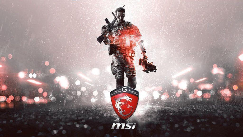 Battlefield 4 MSI Gaming Series Wallpapers by Famous1994