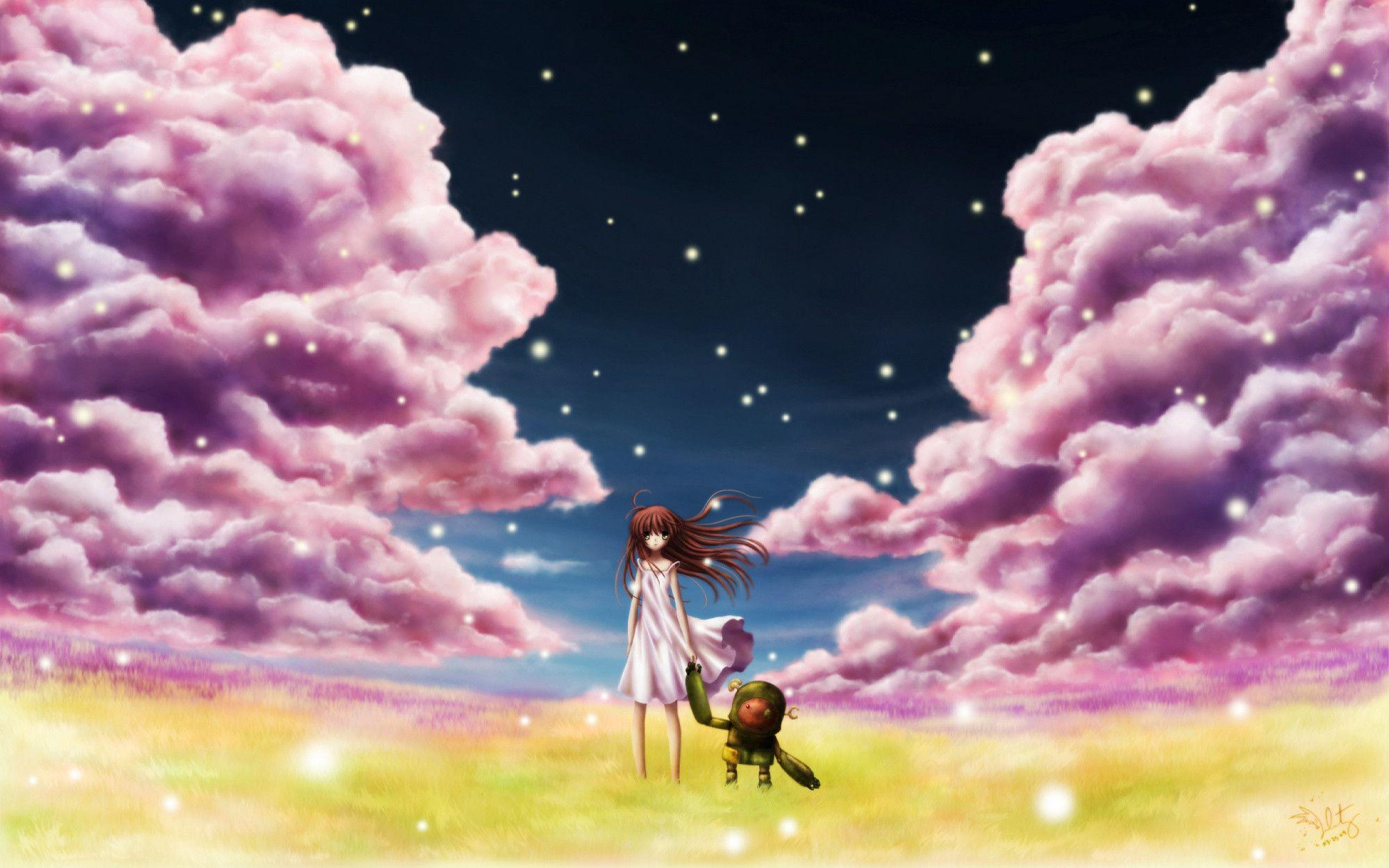 Pix For > Clannad After Story Wallpapers