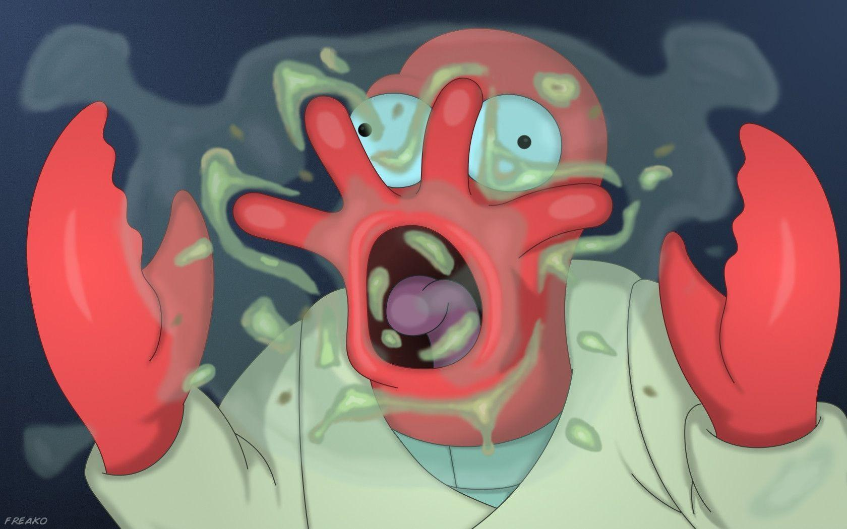 dr zoidberg wallpapers wallpaper cave