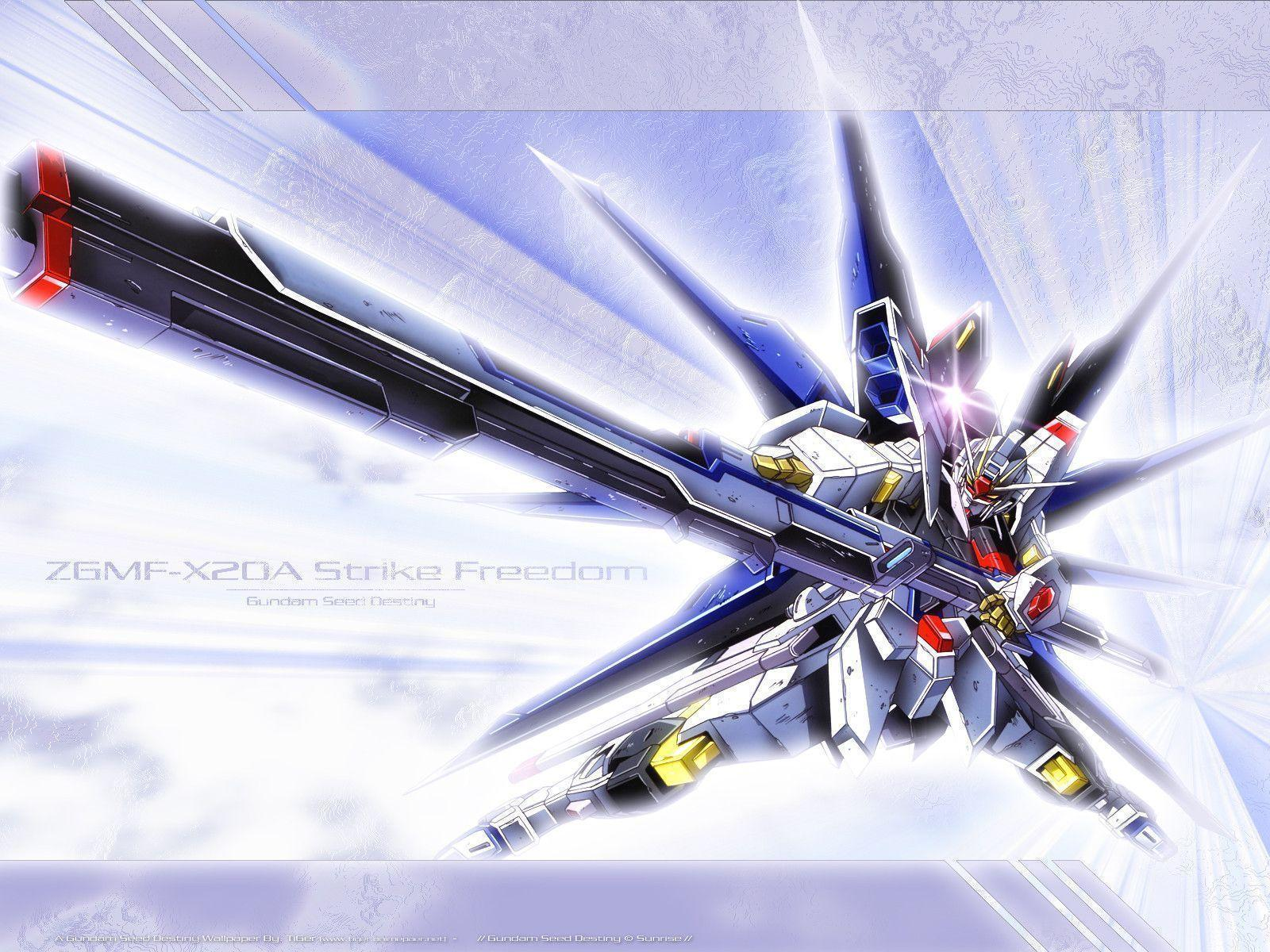 GSD - Gundam Seed Destiny Wallpaper (24471448) - Fanpop